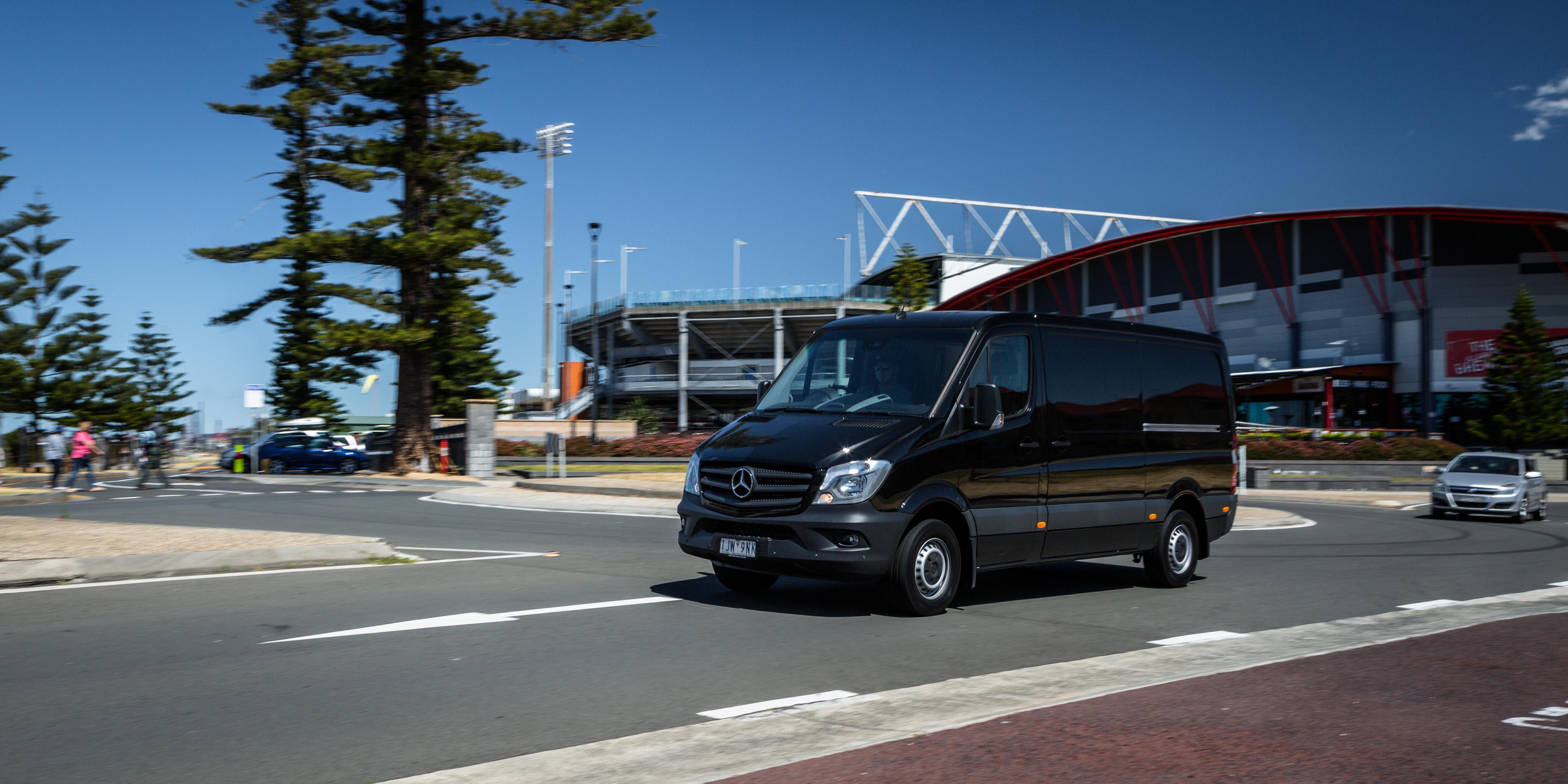 2017 Mercedes-Benz Sprinter 316 CDI MWB review | CarAdvice