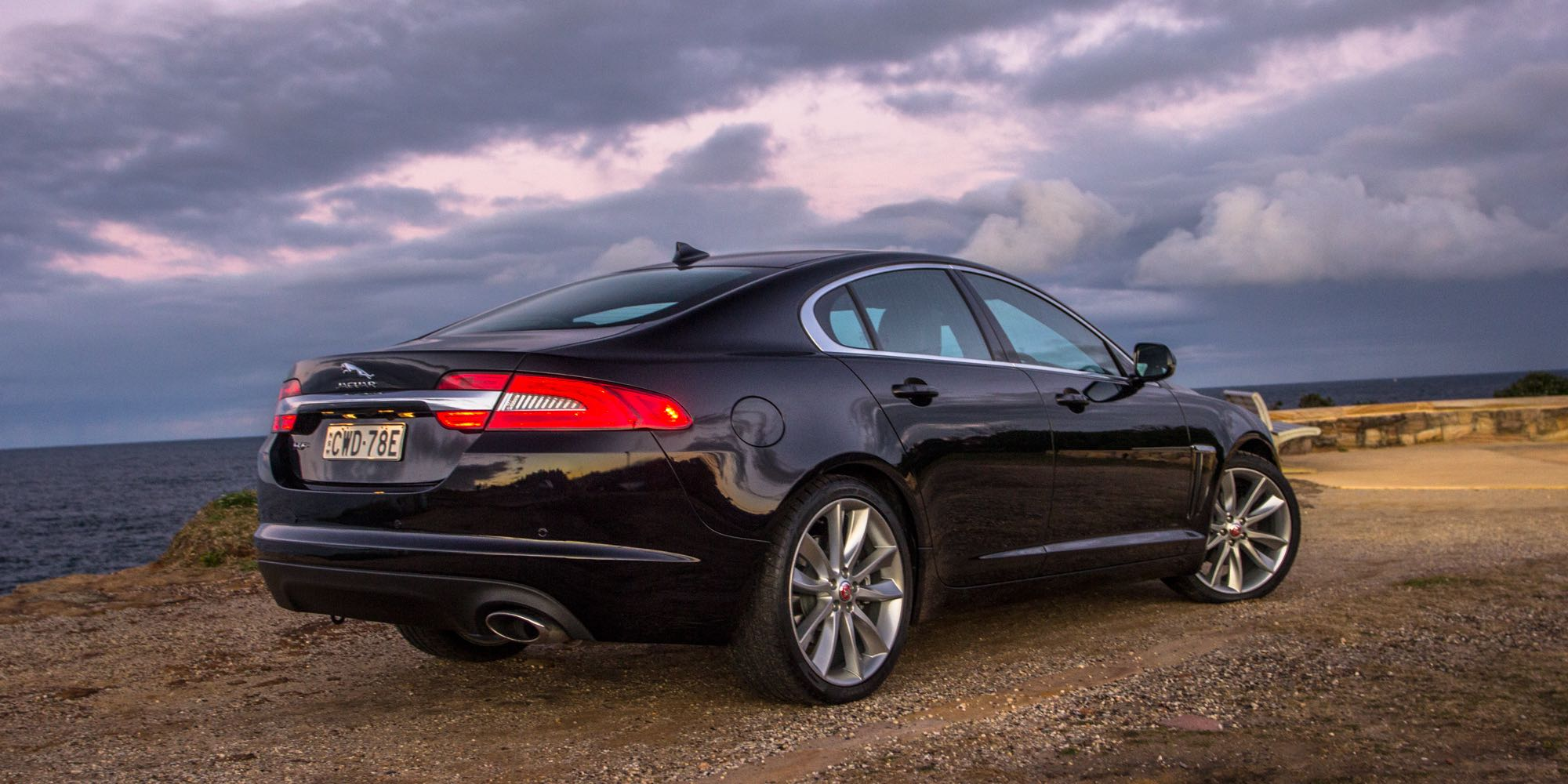 2015 Jaguar XF Review : 2 2D Premium Luxury | CarAdvice