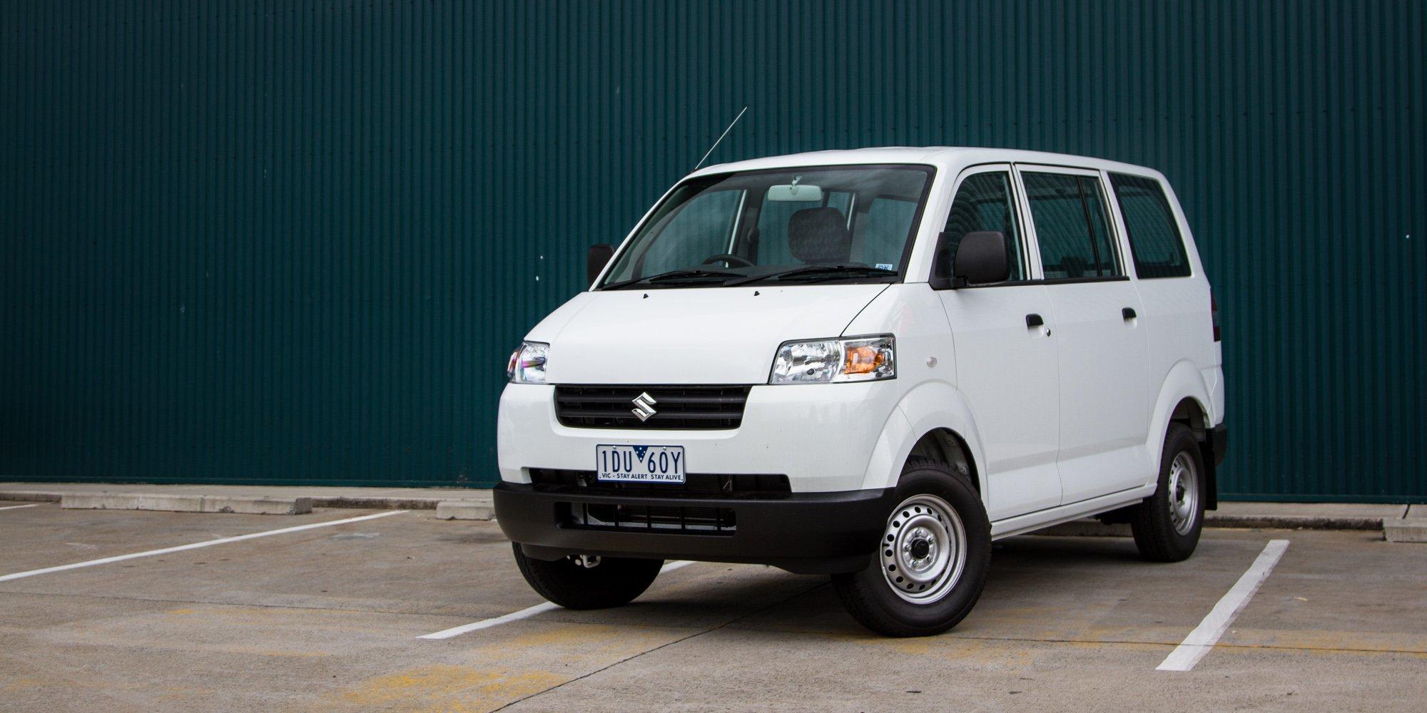 2015 Suzuki APV Review   CarAdvice
