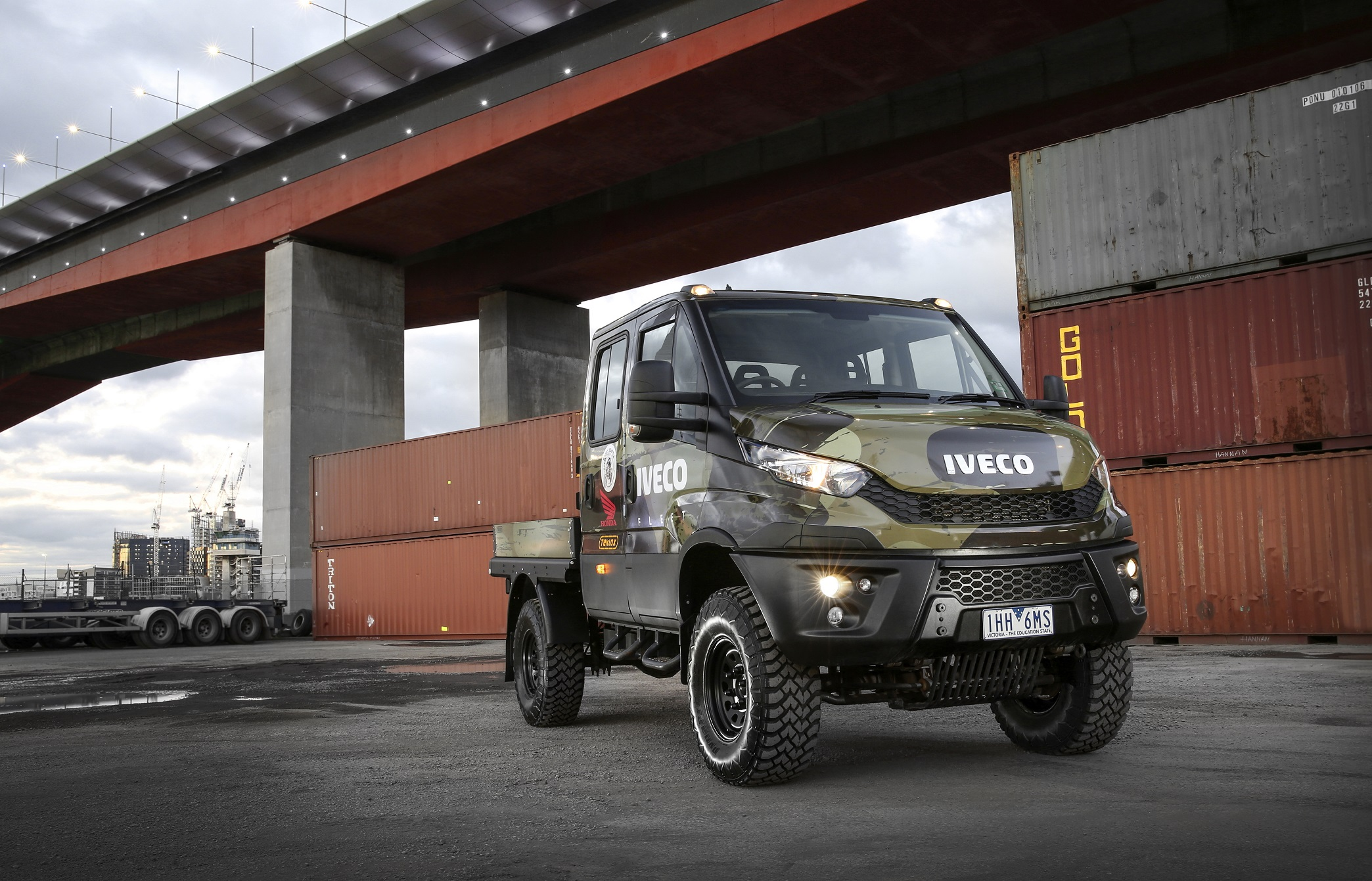 2016 Iveco Daily 4x4 Off Road Review Caradvice