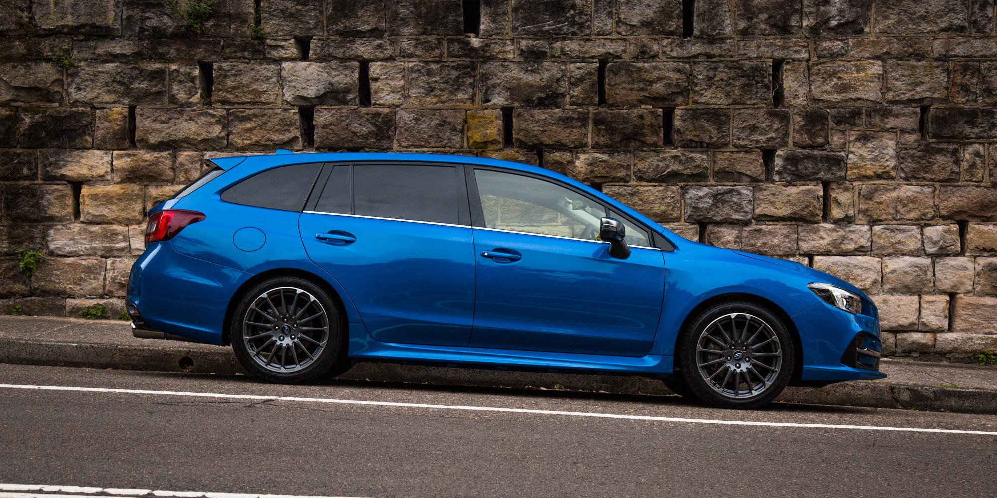 2018 Subaru Levorg 2 0 STI Sport review   CarAdvice
