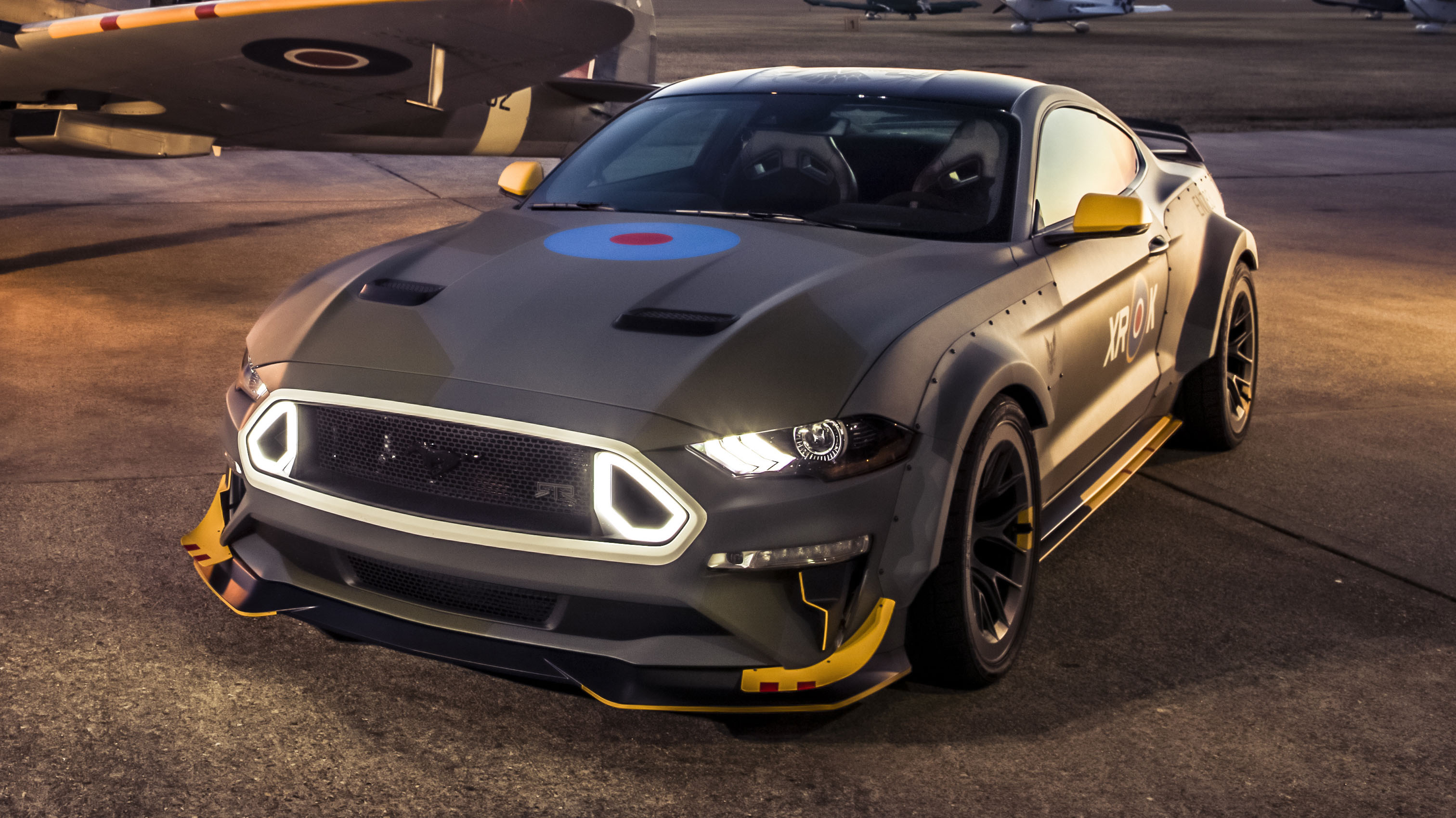 2018 ford mustang gt eagle squadron unveiled caradvice