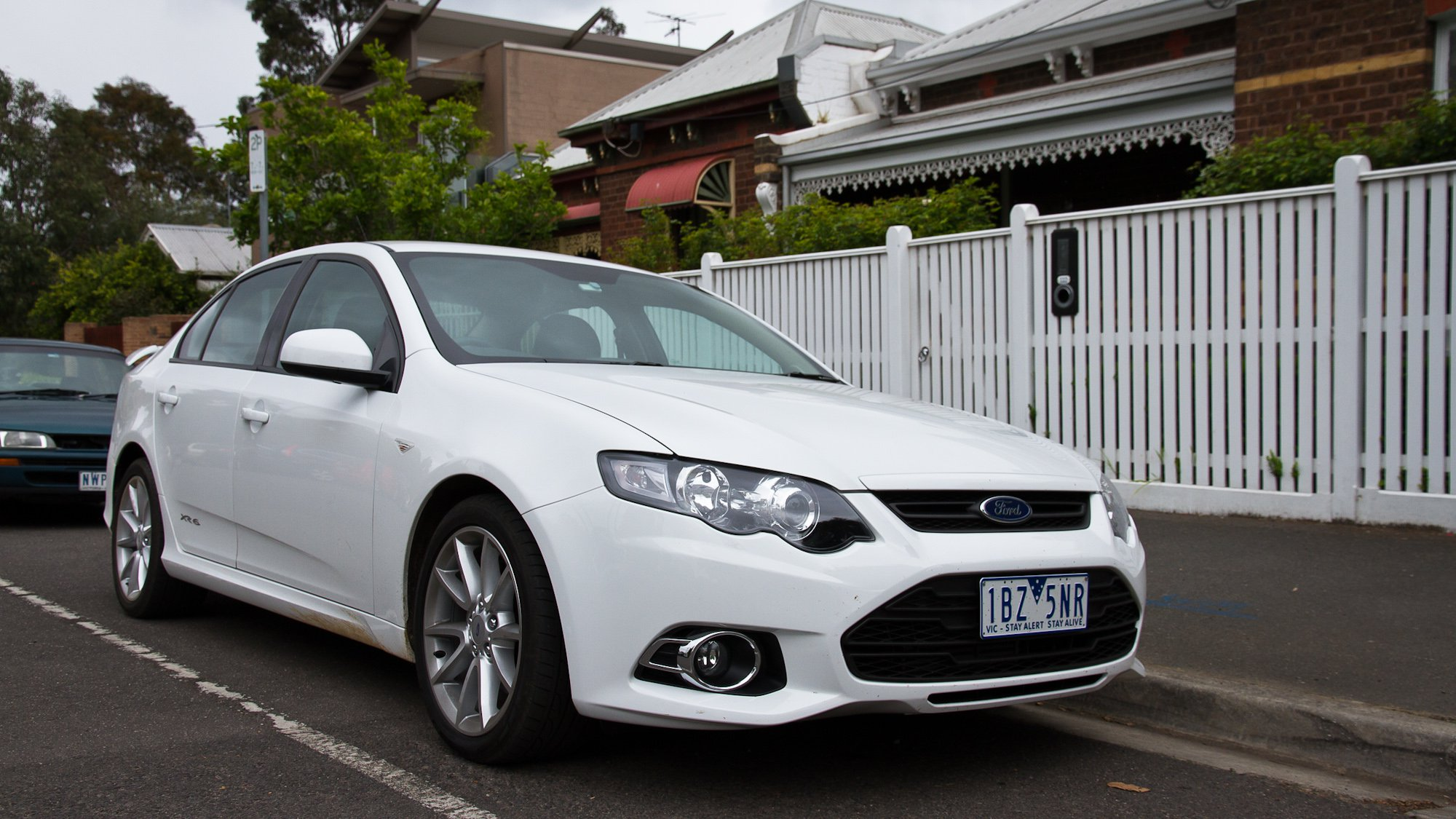 Ford Falcon XR6 Turbo Review : Run-out round-up | CarAdvice