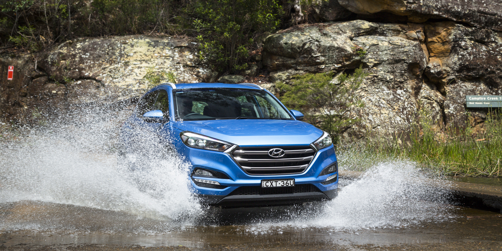 Hyundai Tucson: five-star ANCAP safety rating follows