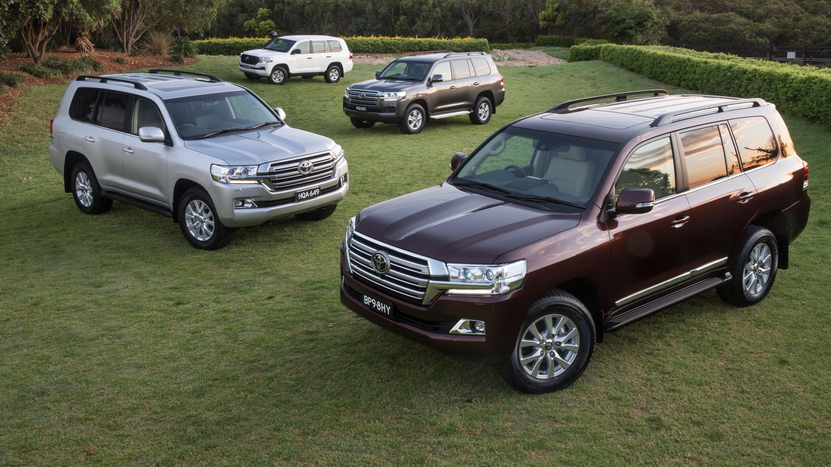 Kelebihan Kekurangan Toyota Lc 200 Spesifikasi