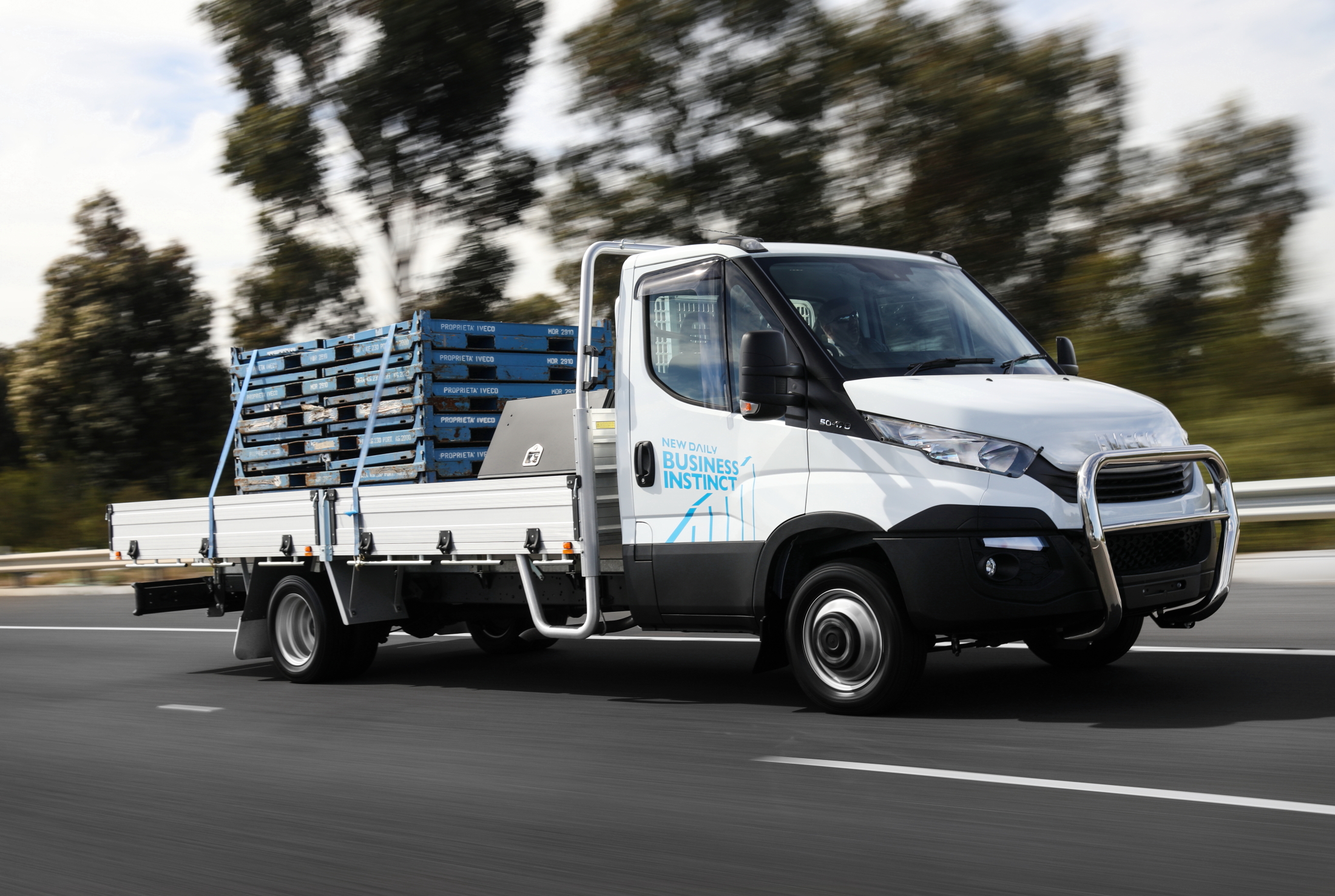 2018 Iveco Daily 50C review | CarAdvice