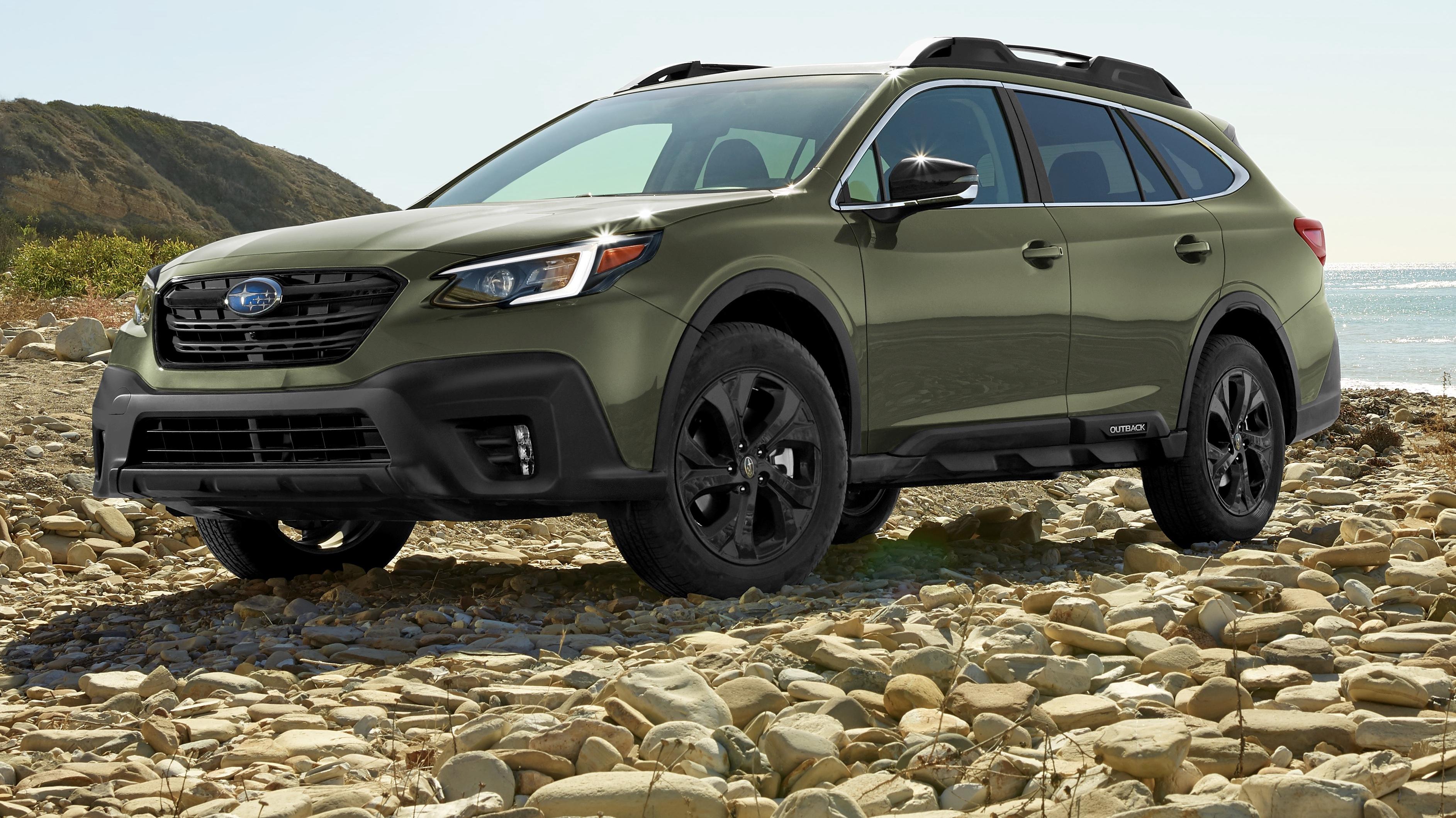 Configurations Subaru Outback 2021 Release