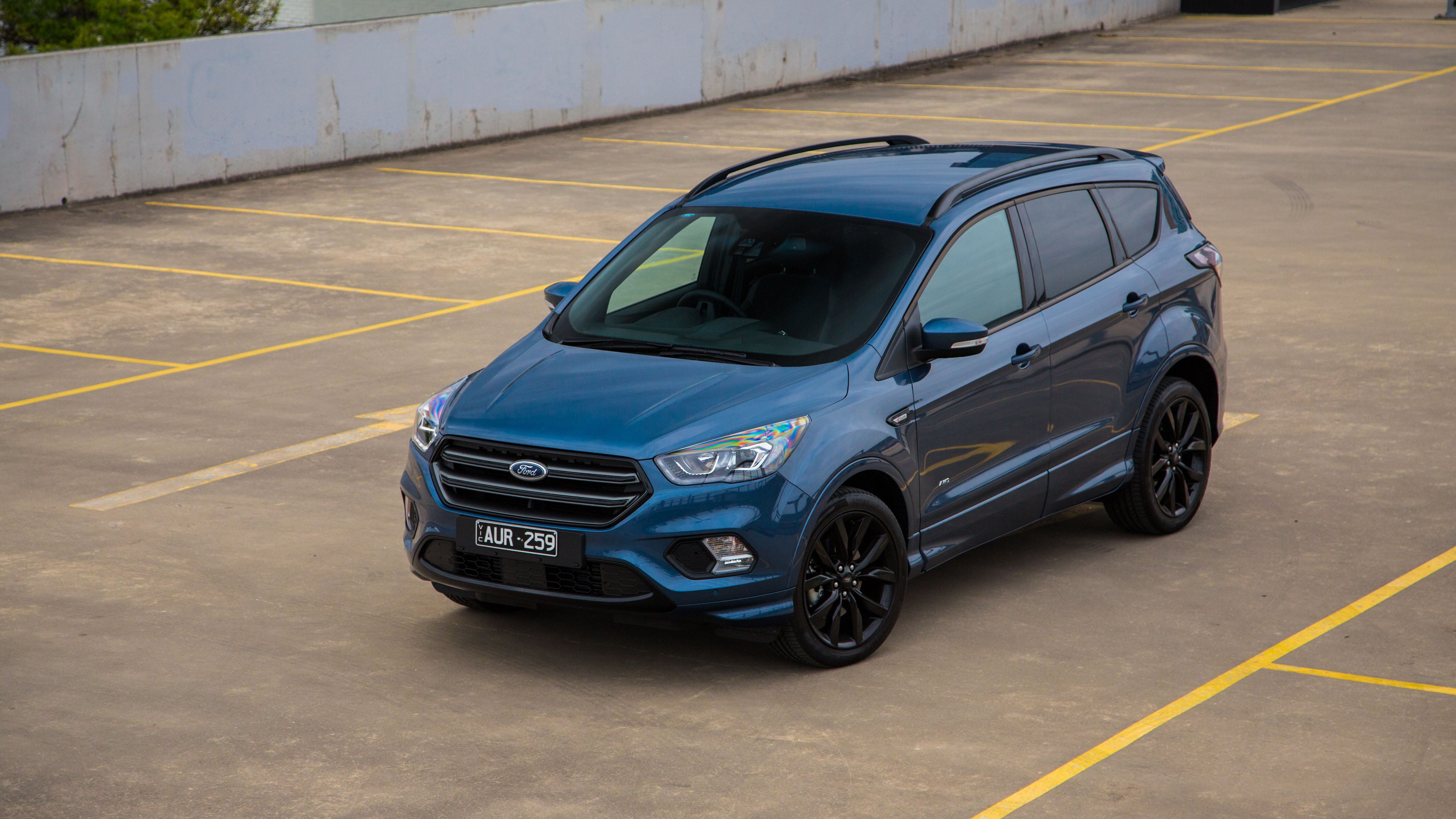 2018 Ford Escape ST-Line long-termer: Interior and