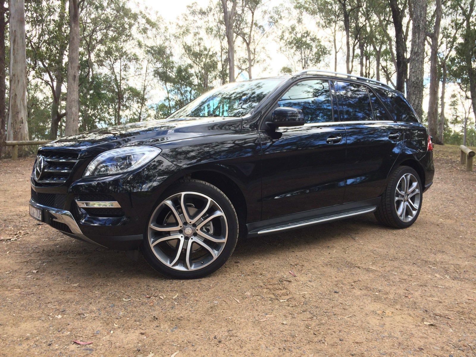 Mercedes-Benz ML 350 Review : LT 1 | CarAdvice