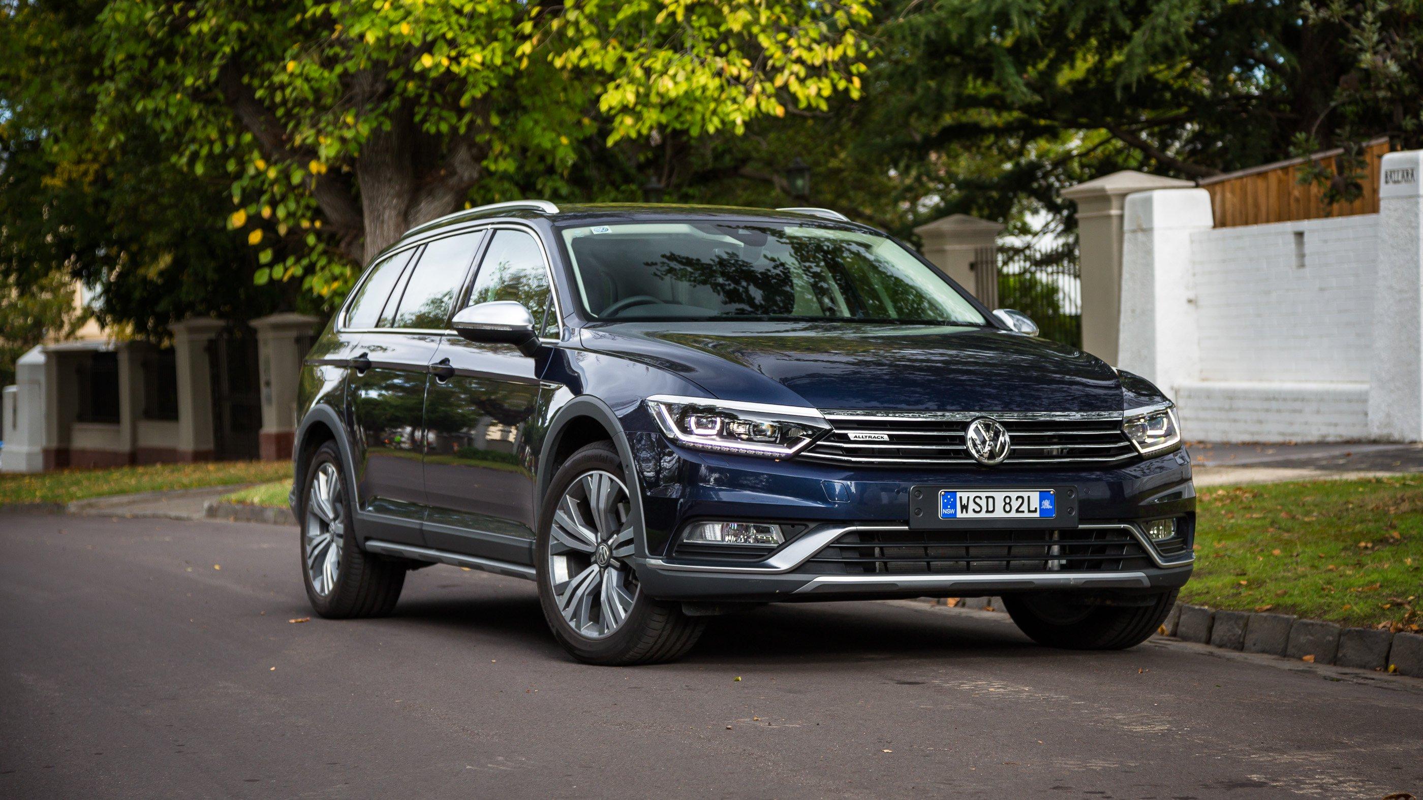 2016 Volkswagen Passat Alltrack Review | CarAdvice