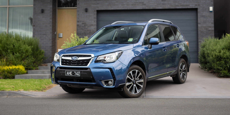 2017 Subaru Forester XT Premium review | CarAdvice