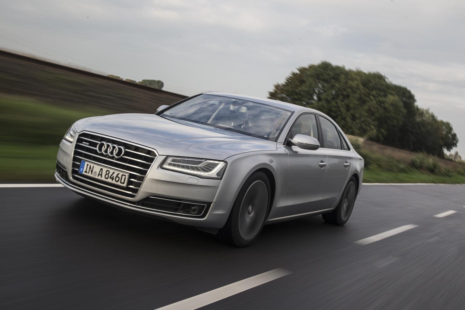 Kekurangan Audi A8 2014 Review