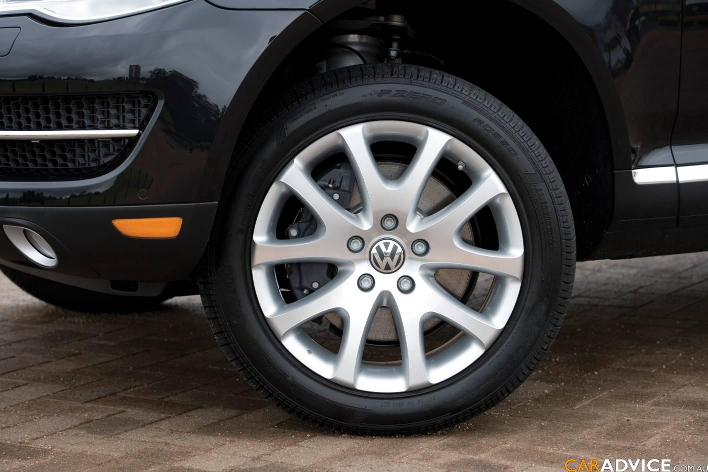 2008 Volkswagen Touareg V10 Tdi Review Caradvice