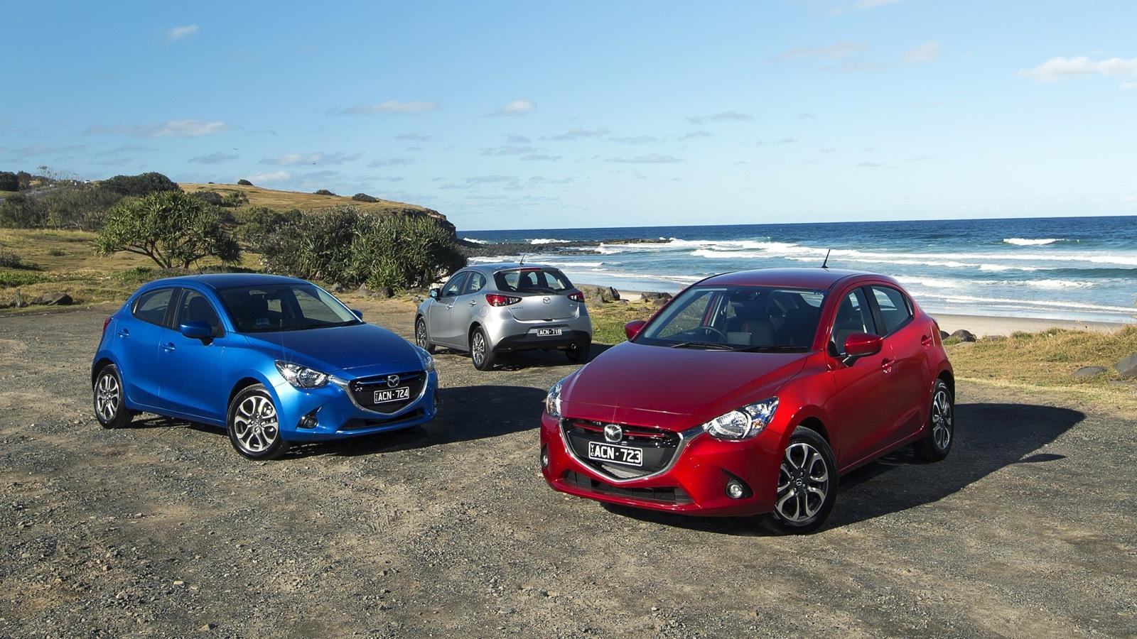 Kekurangan Mazda 2 2015 Review