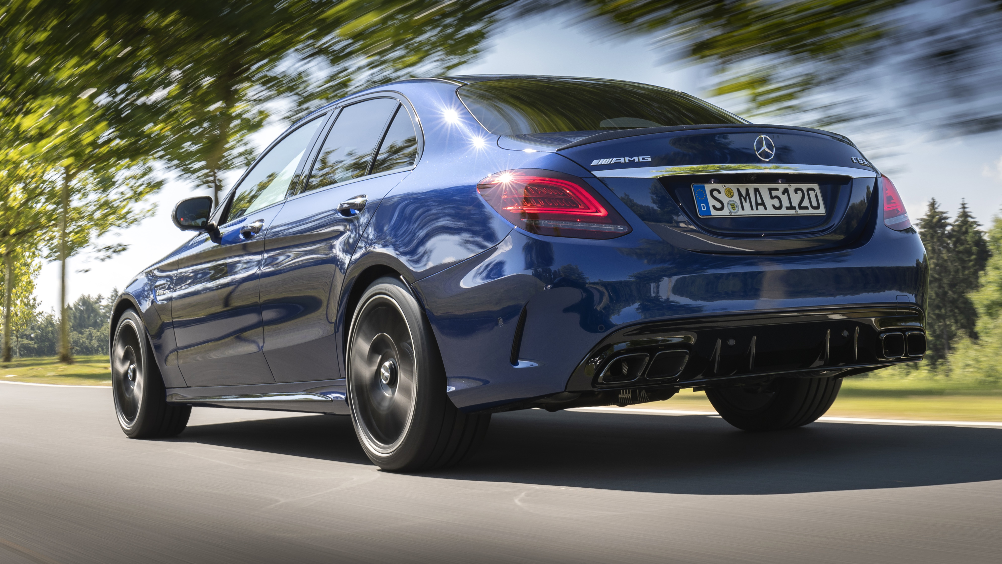 2019 Mercedes-AMG C63 S review | CarAdvice