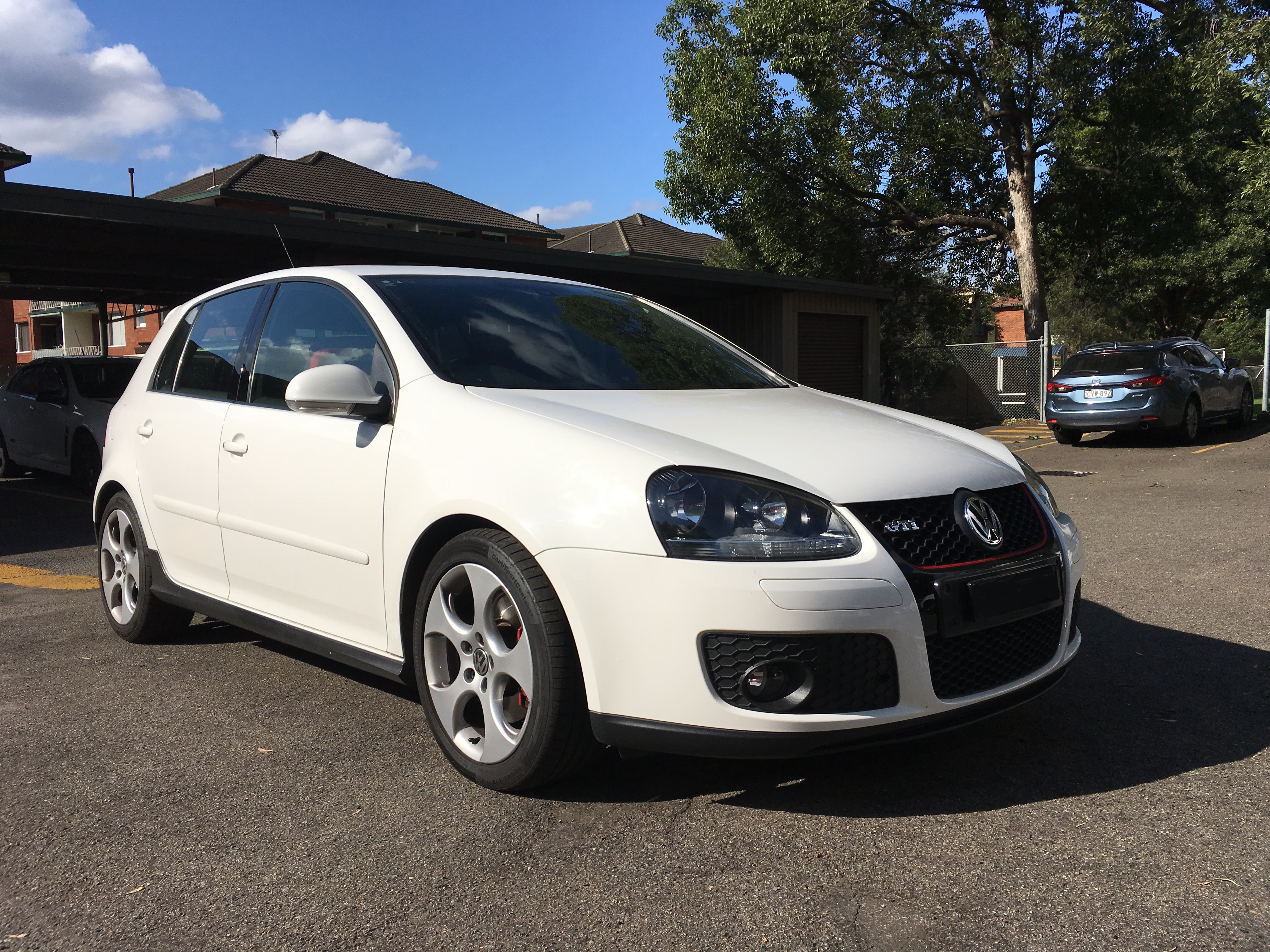 2008 Volkswagen Golf Gti Review Caradvice