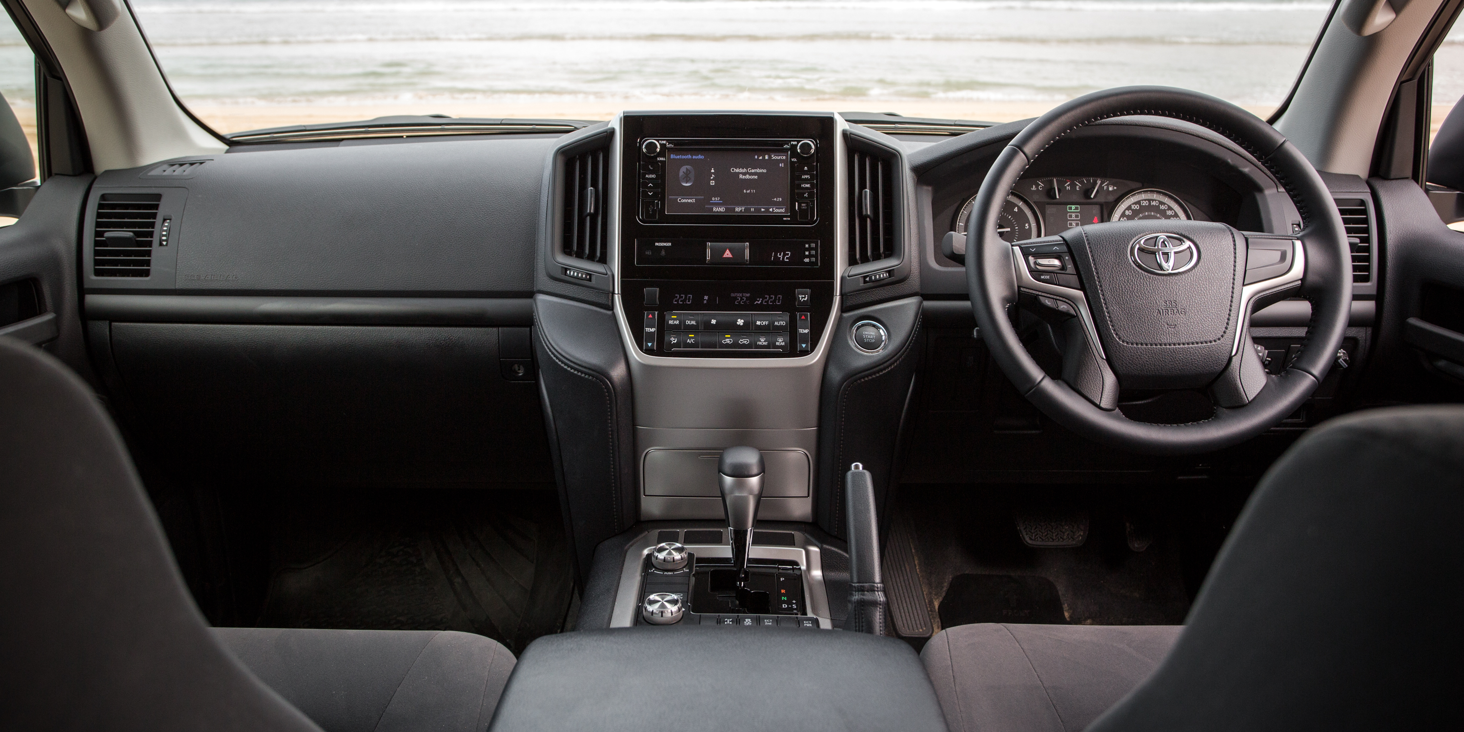 2017 Toyota LandCruiser 200 GXL review   CarAdvice