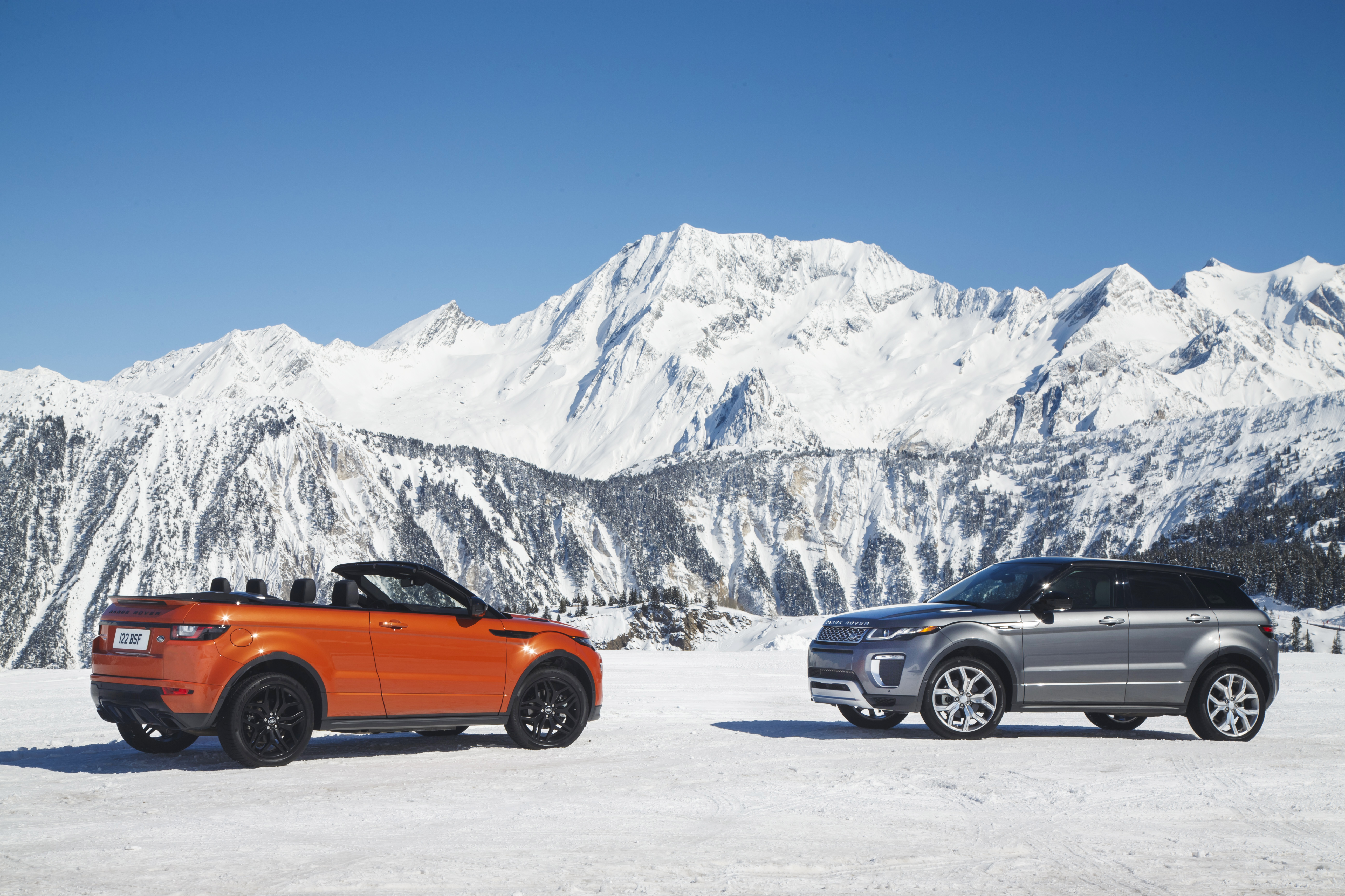 2017 Range Rover Evoque Convertible Pricing And Specifications Caradvice
