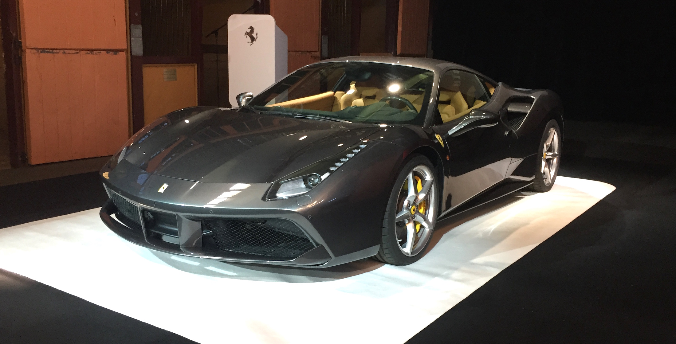 Supercars Gallery Ferrari 488 Gtb For Sale Australia