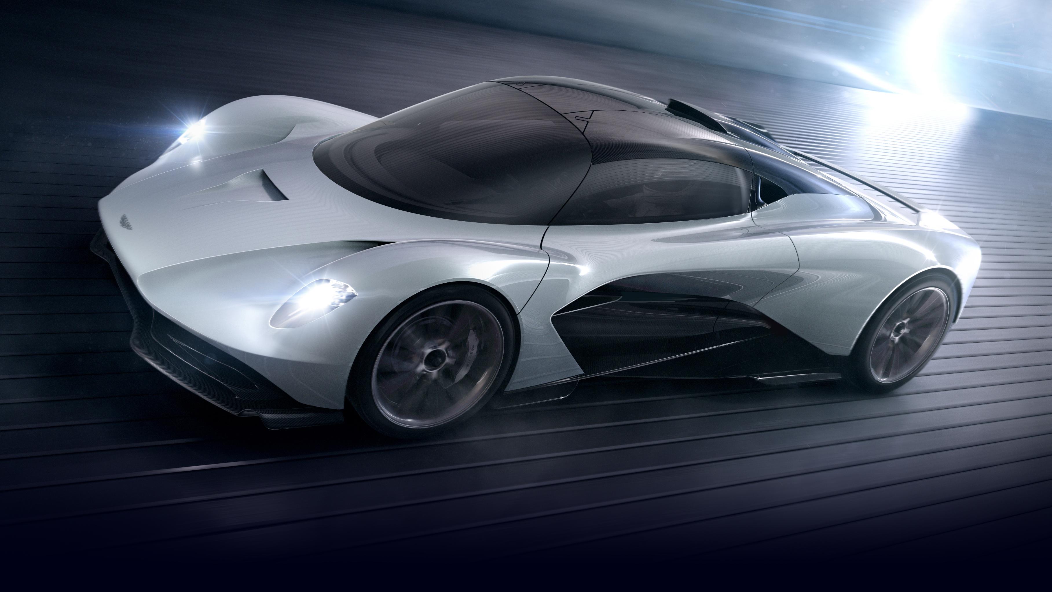 Aston-Martin AM-RB 003 revealed - Cars news - NewsLocker