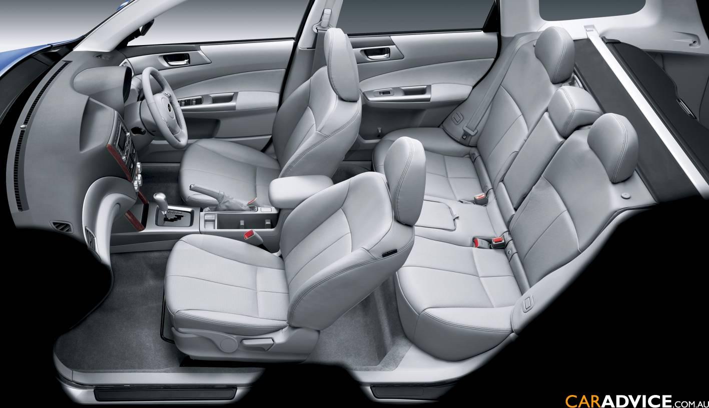 2009 Subaru Forester specifications   CarAdvice