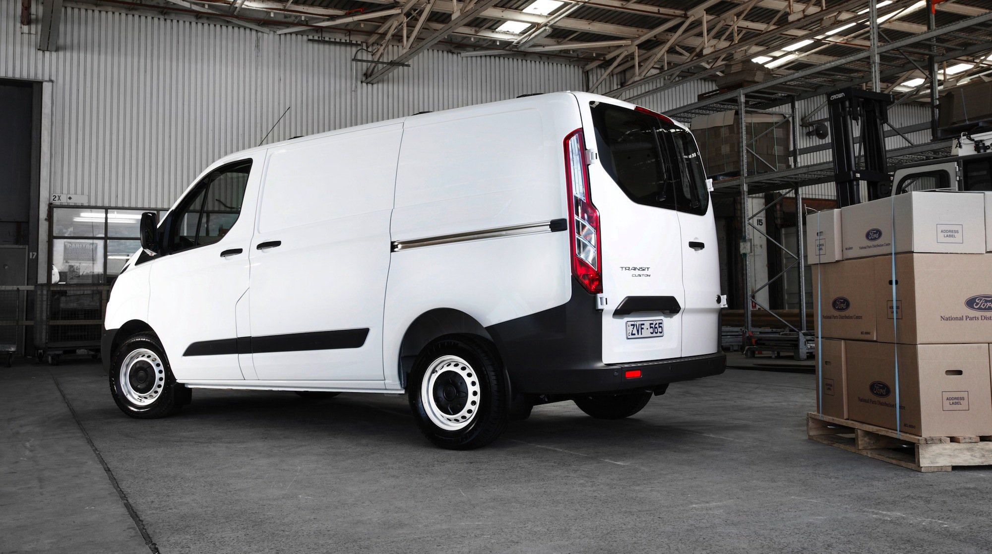 2014 Ford Transit Custom Review | CarAdvice