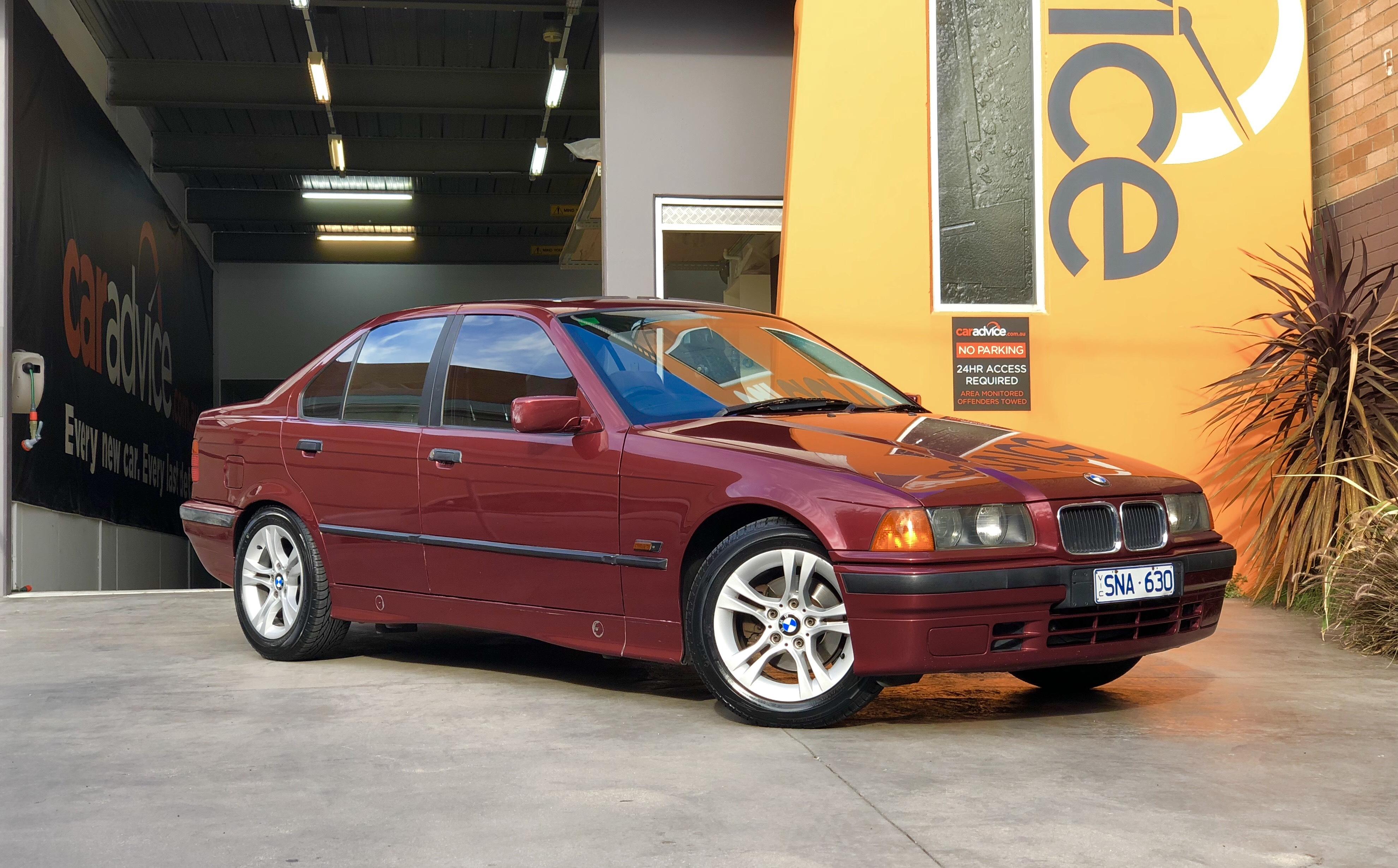 1995 Bmw 318i Review Caradvice