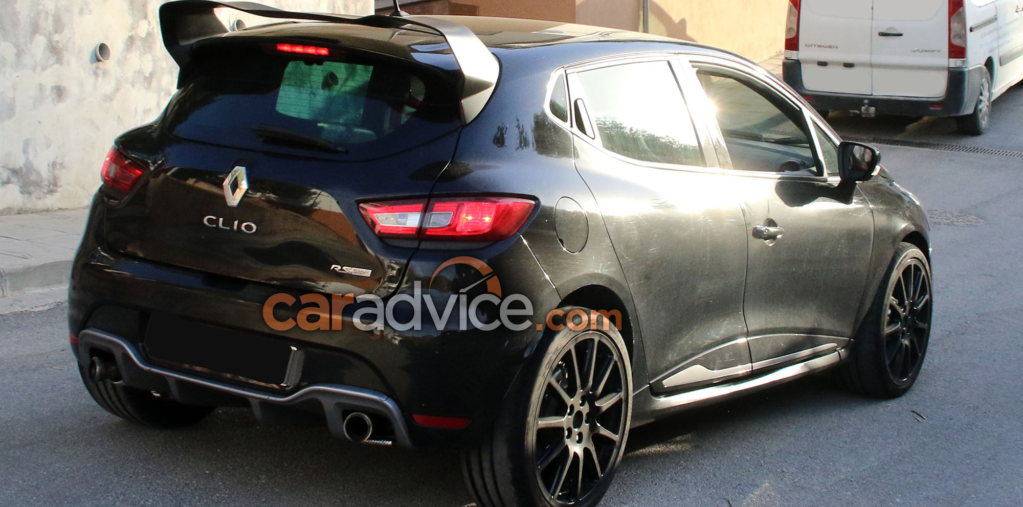 2017 Renault Clio Rs 16 Spied Caradvice