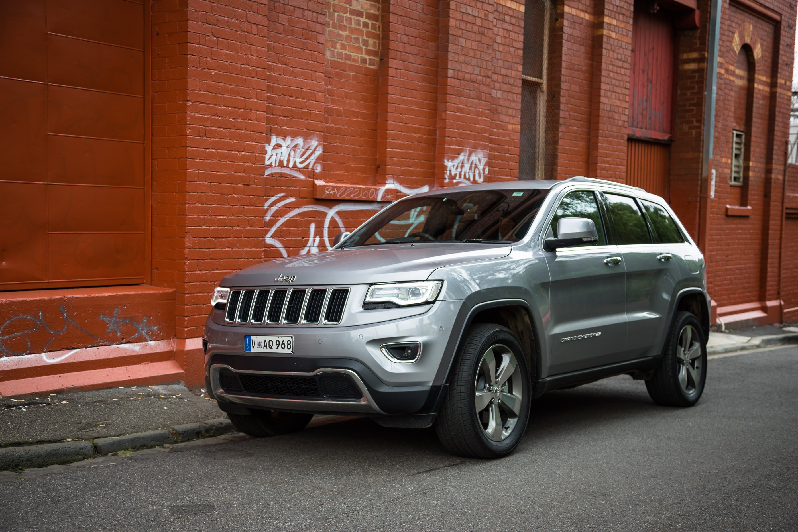2016 Jeep Grand Cherokee Limited Diesel Review | CarAdvice