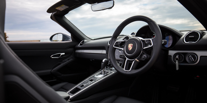 Porsche 981 Carplay
