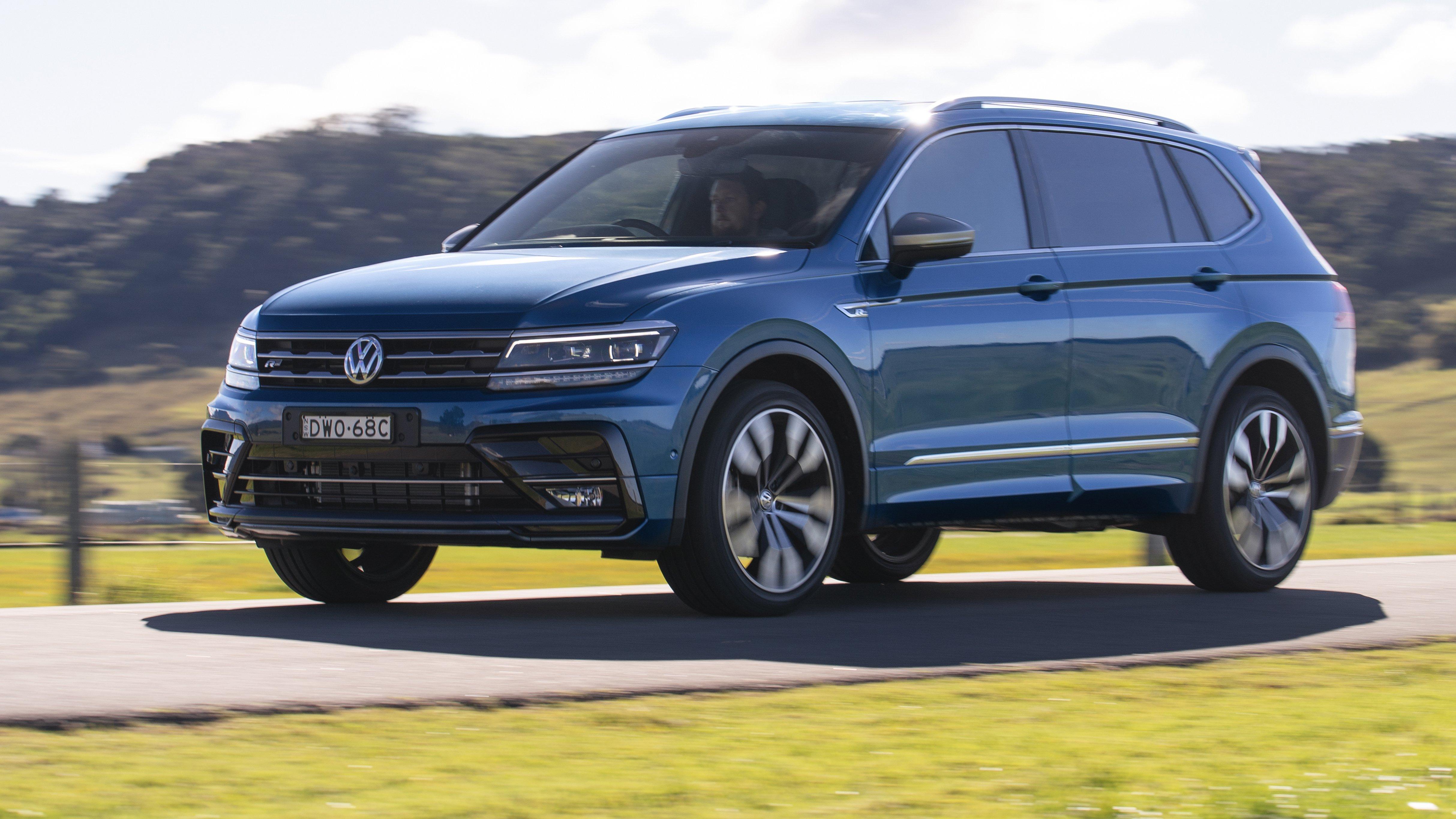 2019 Volkswagen Tiguan Overview, Interior & Exterior >> 2019 Volkswagen Tiguan Allspace Review Caradvice