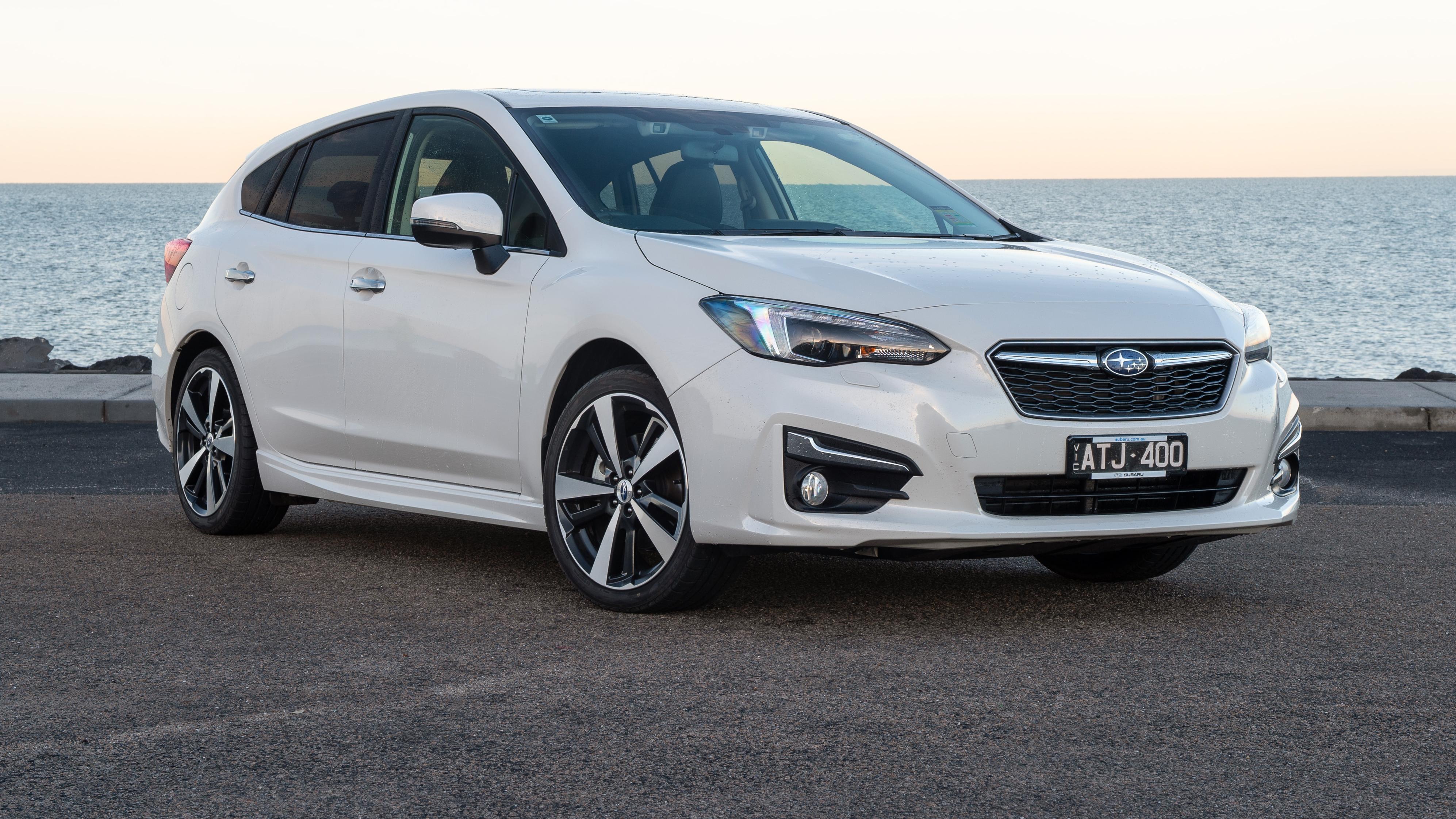 2018 Subaru Impreza 2 0i-S review   CarAdvice