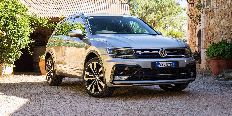 2017 Volkswagen Tiguan 162TSI R-Line review | CarAdvice