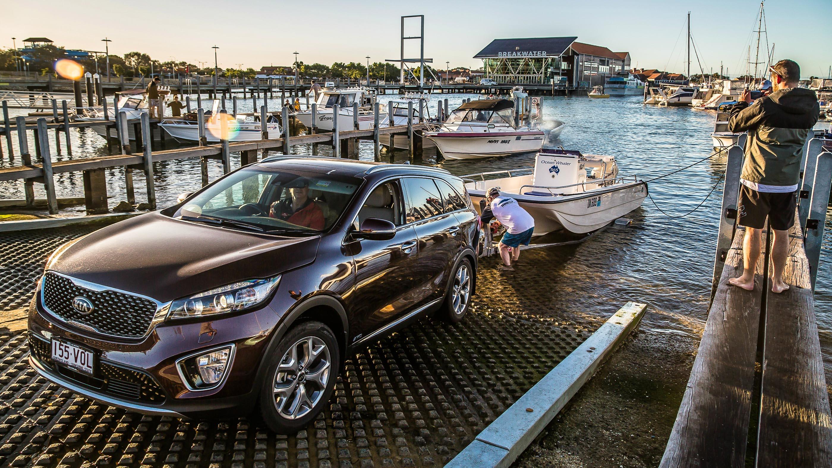 2017 Kia Sorento Towing Capacity >> 2016 Kia Sorento Platinum Awd Review Long Term Report Two