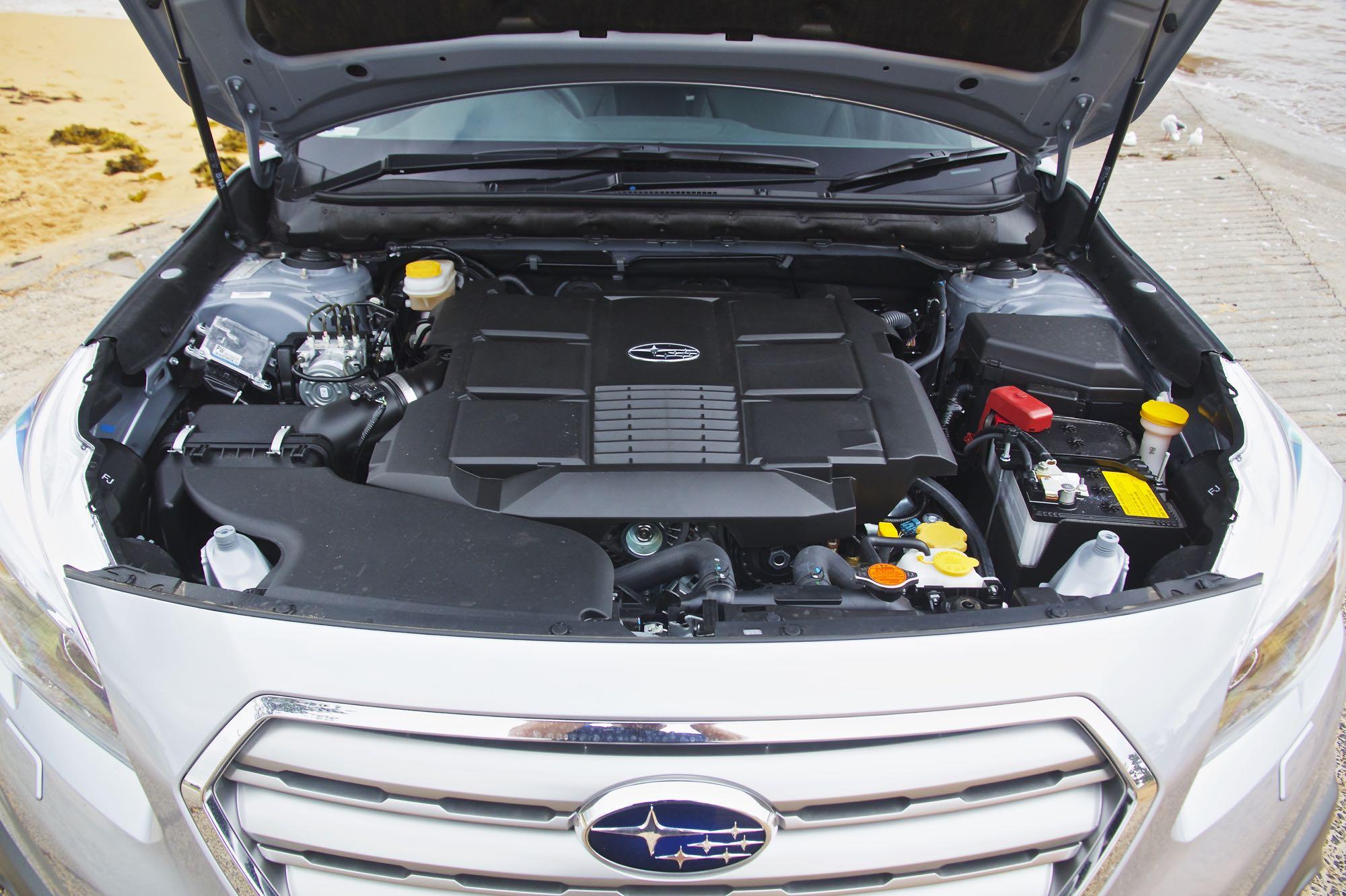2015 Subaru Outback Review : 3 6R | CarAdvice