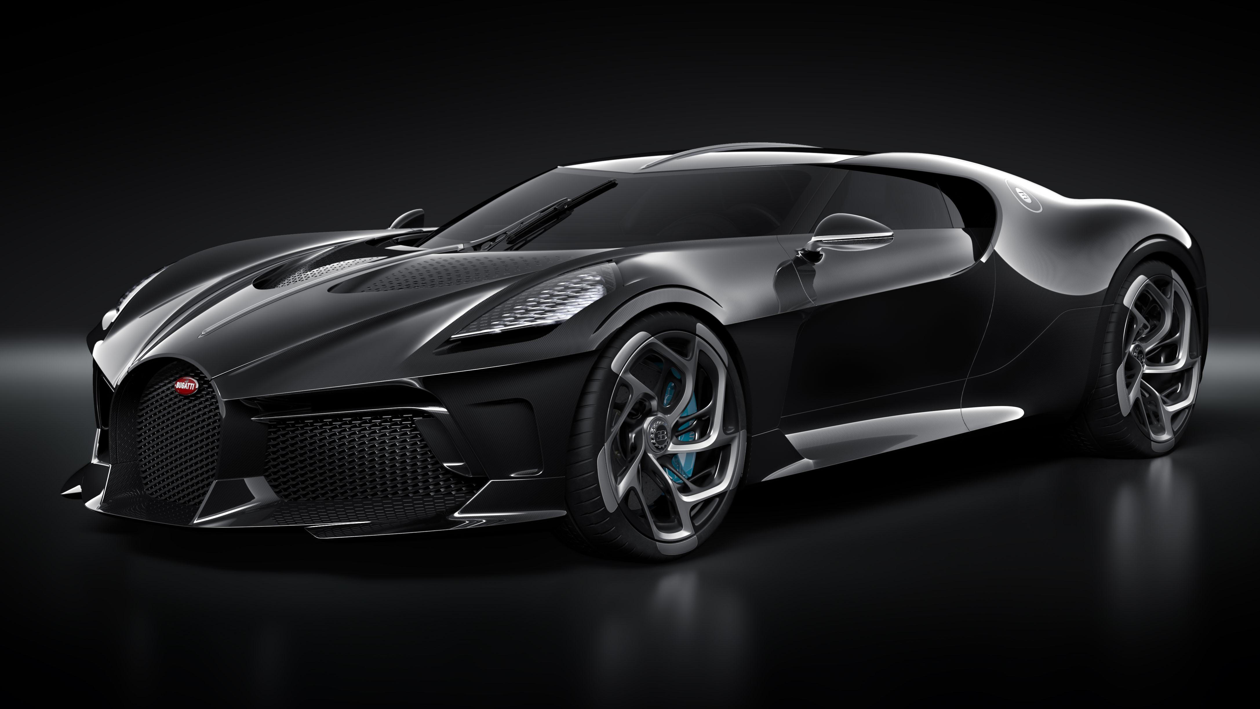 Bugatti La Voiture Noire 17 6 Million Hypercar Unveiled Caradvice