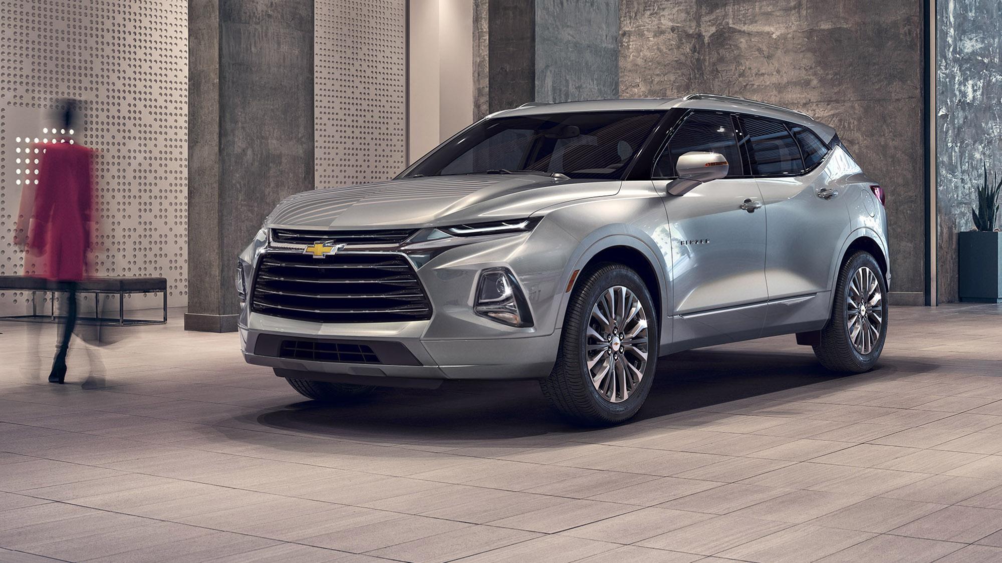 2019 Chevrolet Blazer Revealed Caradvice