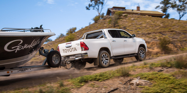 Toyota Hilux Landcruiser Prado Gain Diesel Particulate