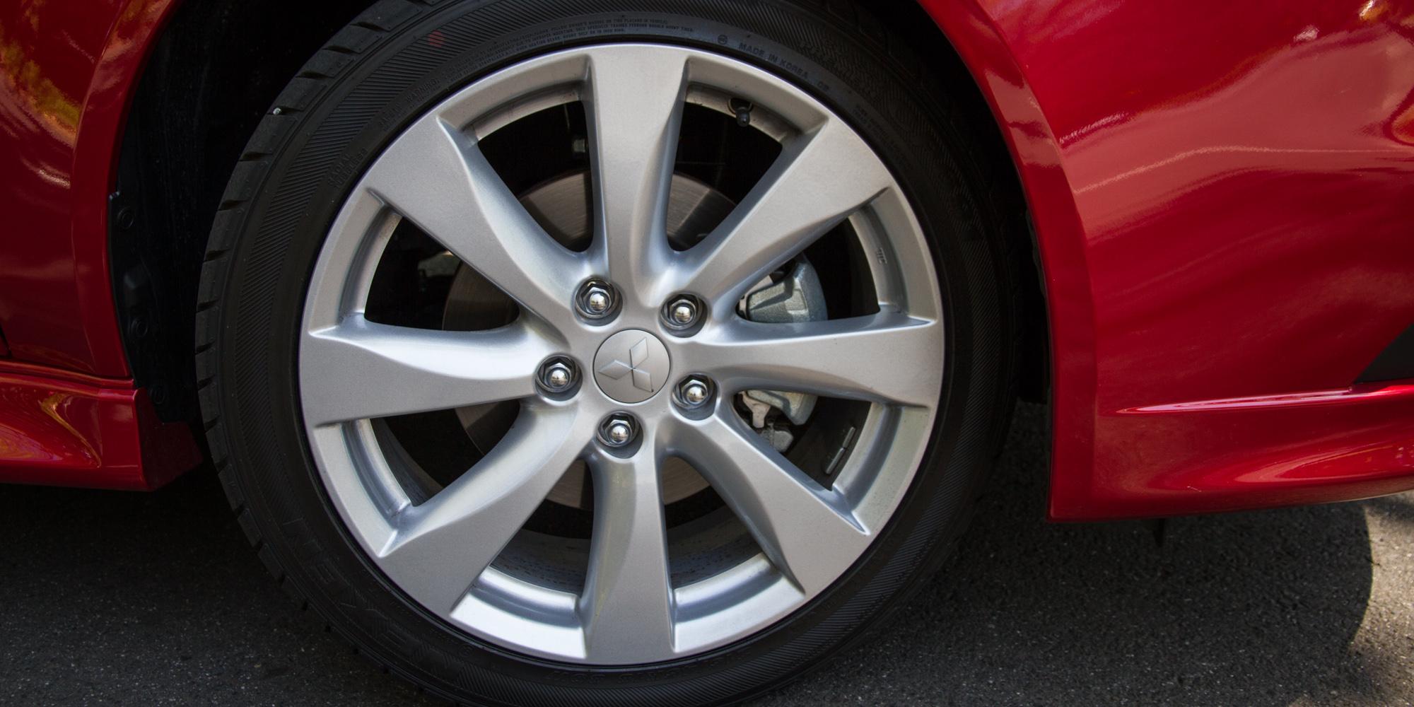 2015 Mitsubishi Lancer Sportback GSR Review | CarAdvice