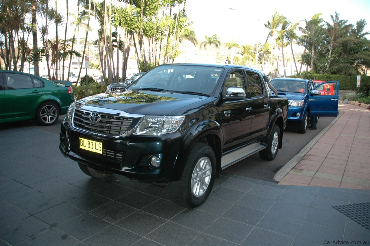 2013 Toyota HiLux Review | CarAdvice