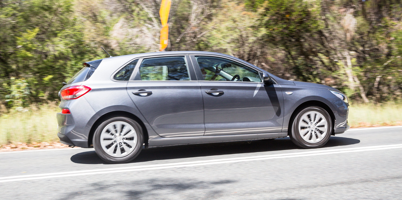 2018 Hyundai i30 Go review | CarAdvice