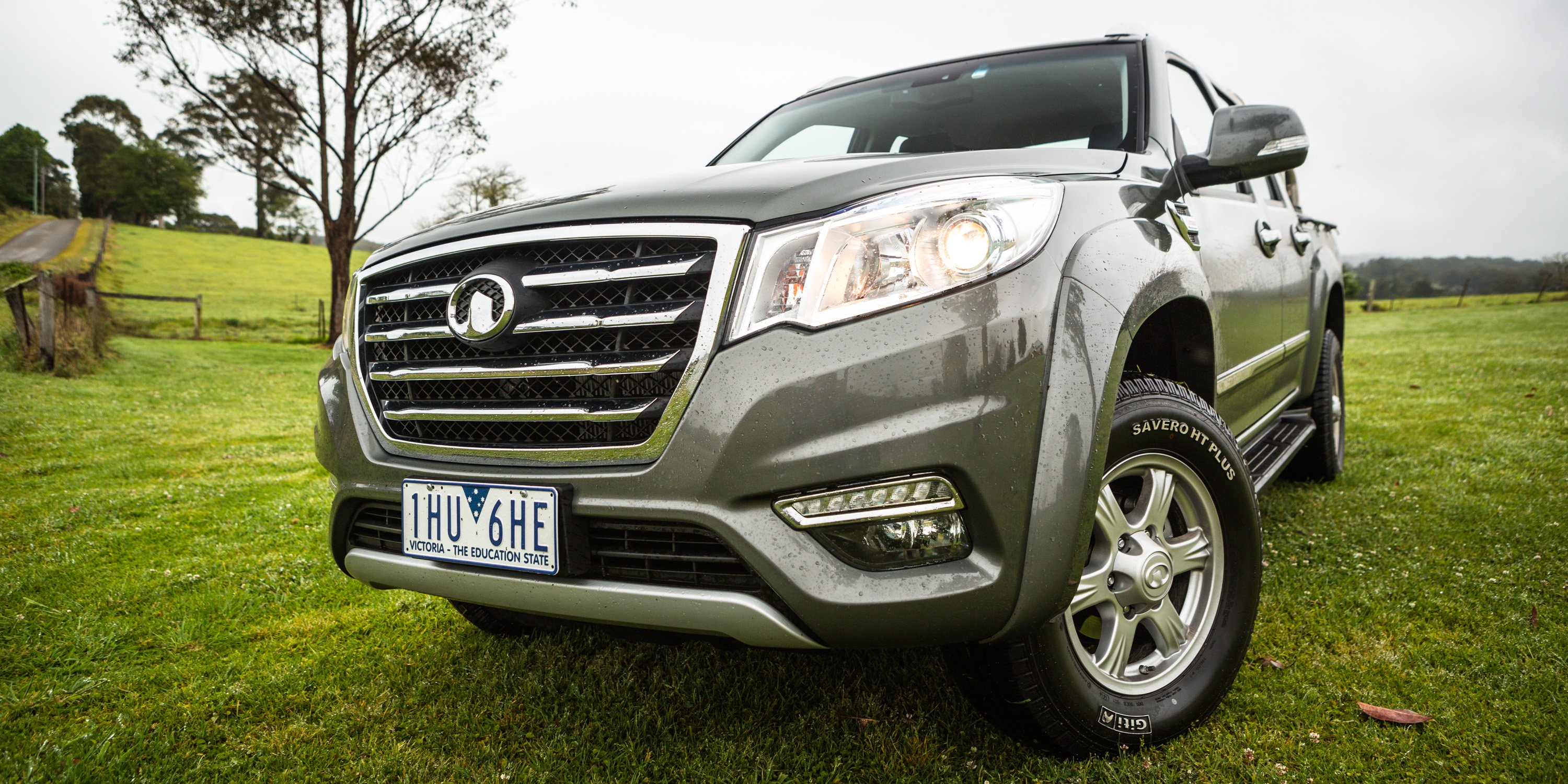 2017 Great Wall Steed 4x4 Diesel review | CarAdvice