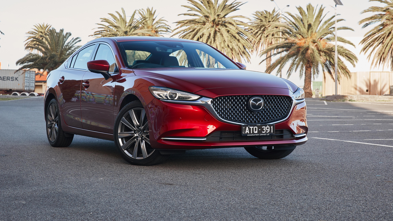 2018 Mazda 6 Atenza turbo v 2005 Mazda 6 MPS comparison
