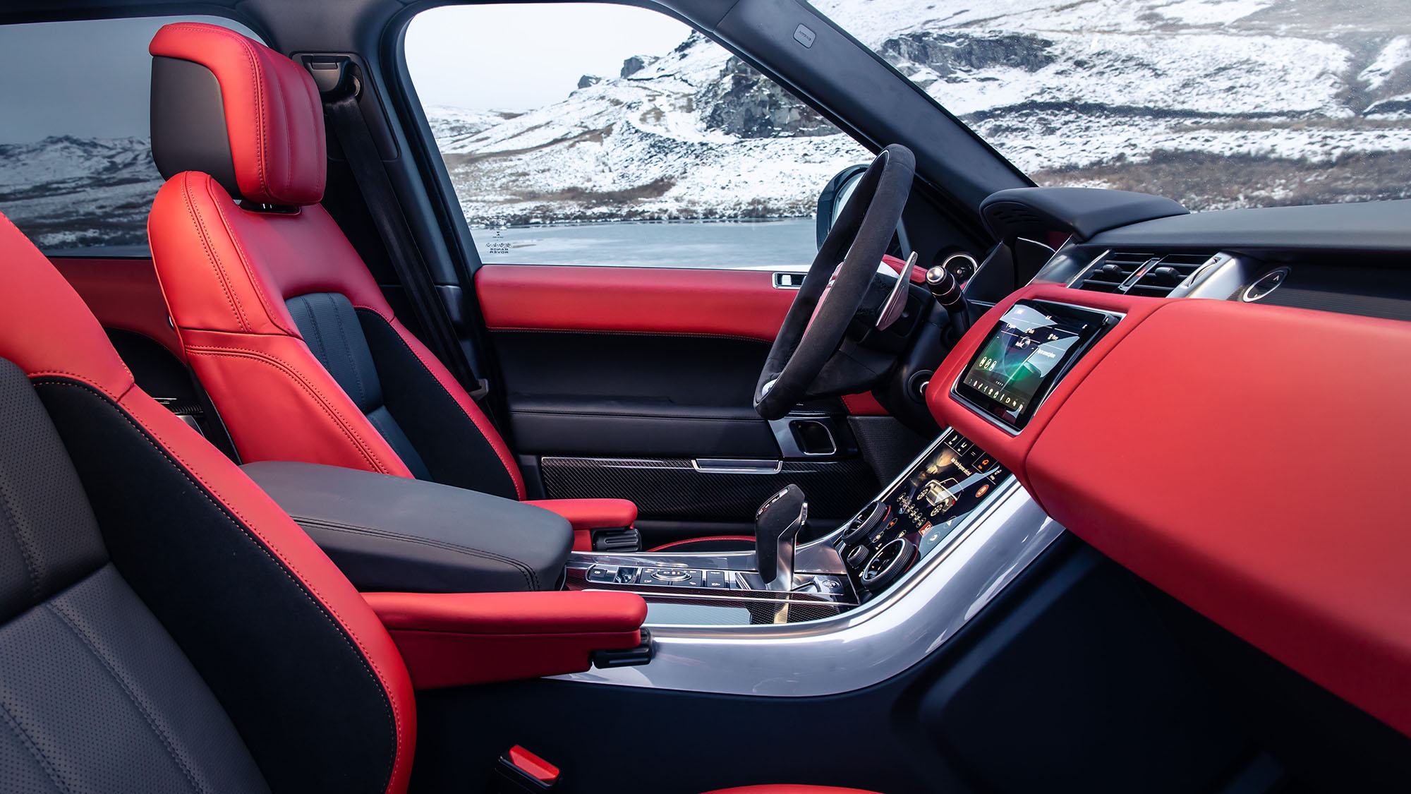 Range Rover Sport Hst Revealed For The Uk Caradvice