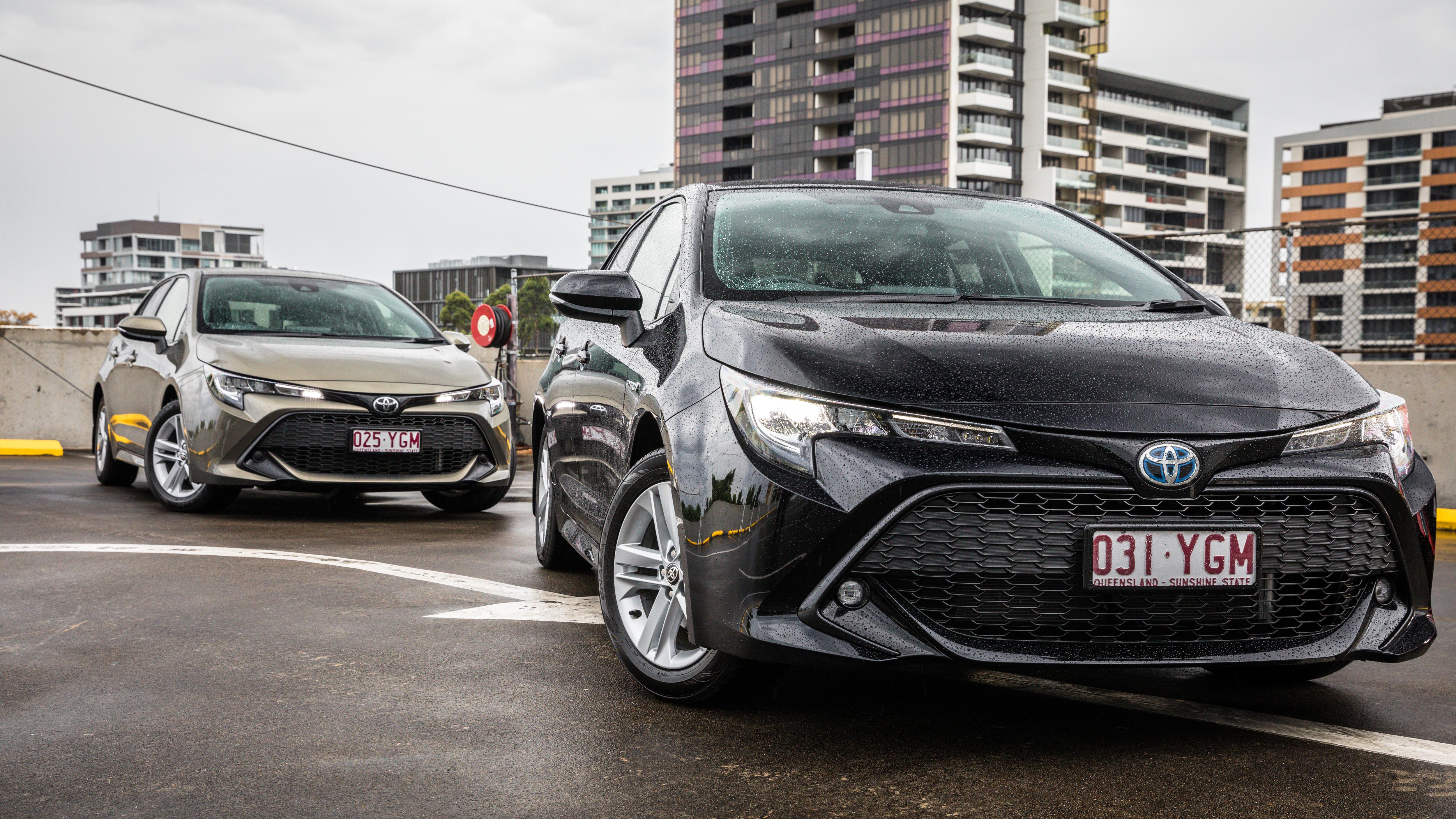 2019 Toyota Corolla Range Review Caradvice