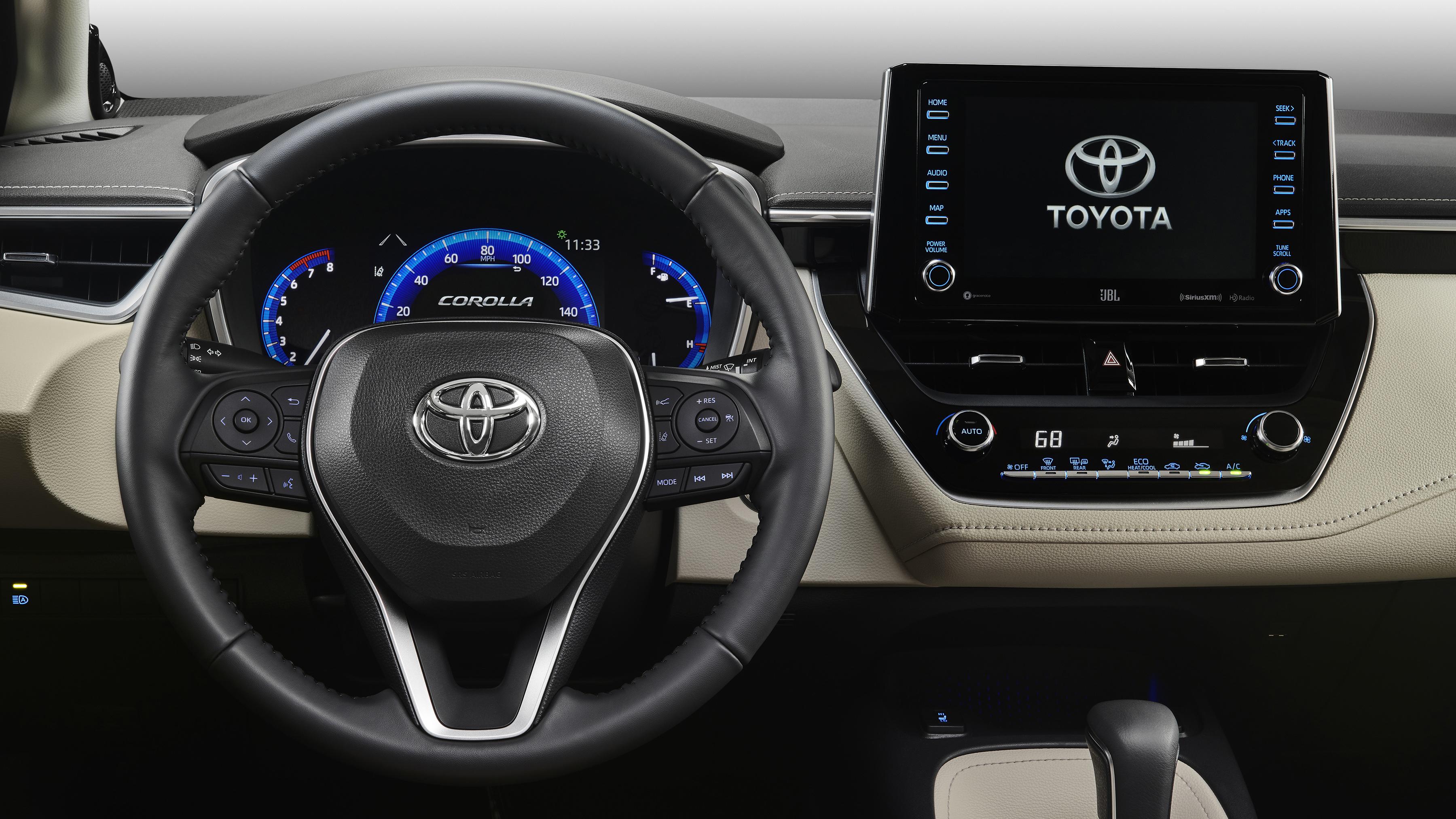 2020 Toyota Corolla Sedan Pricing And Specs Caradvice