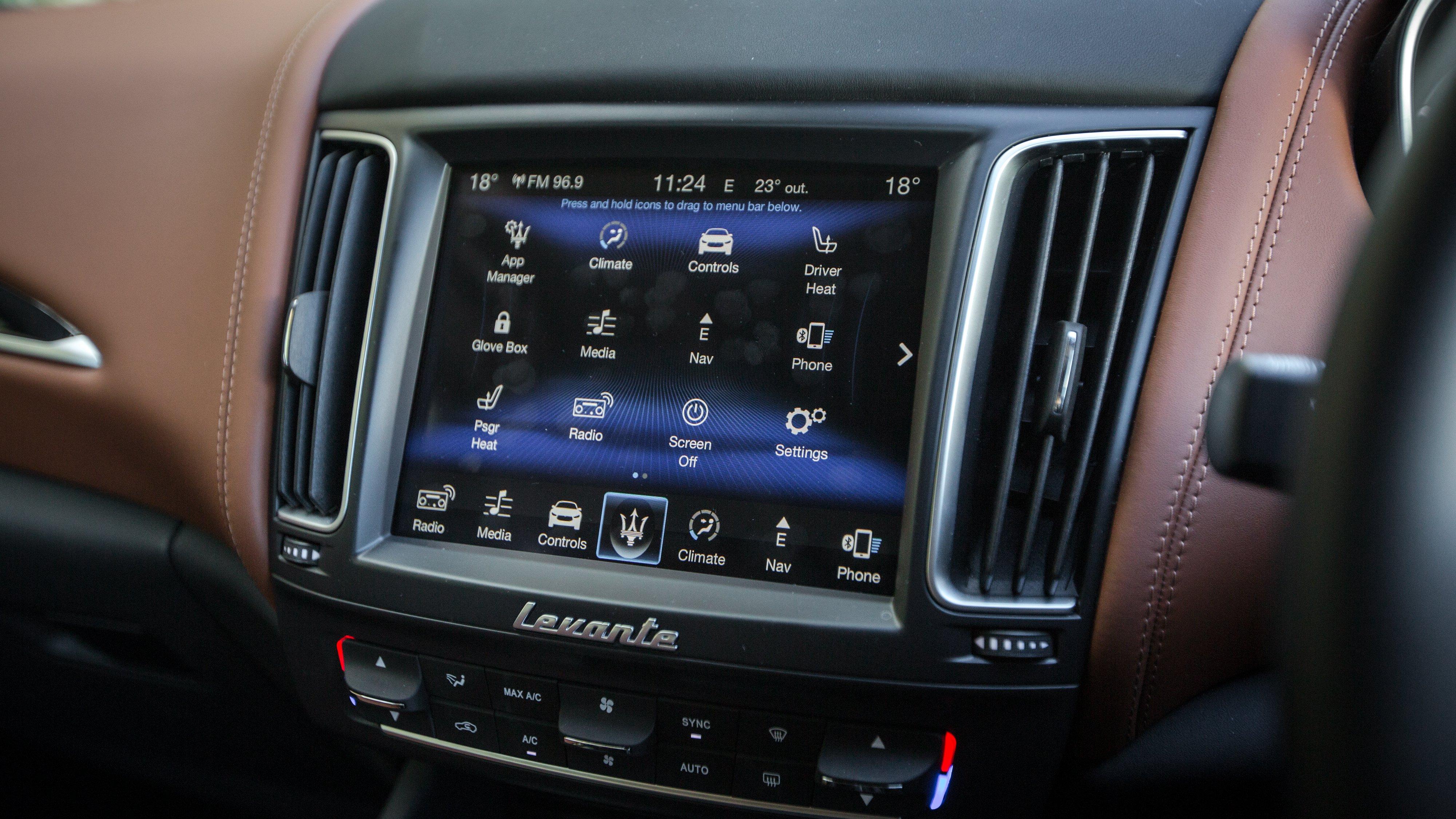 2018 Maserati Levante S GranSport review   CarAdvice