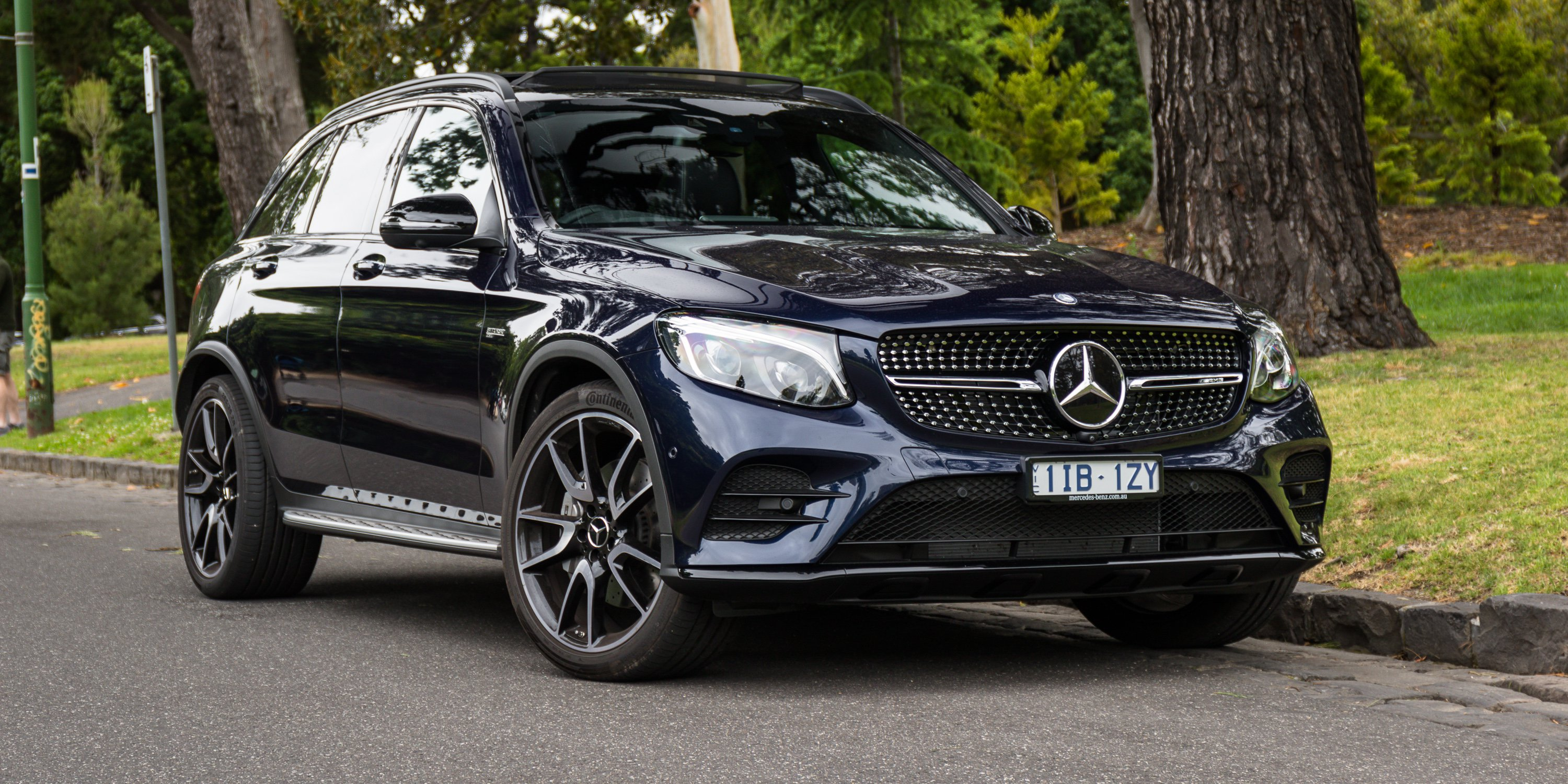 2017 Mercedes-AMG GLC43 review   CarAdvice
