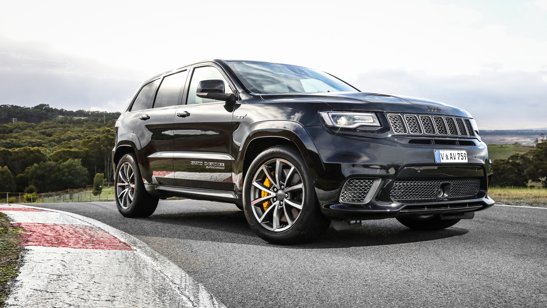 2018 Jeep Grand Cherokee Trackhawk review   CarAdvice