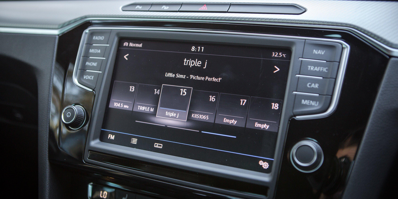 2017 Volkswagen Passat 206TSI R-Line review   CarAdvice
